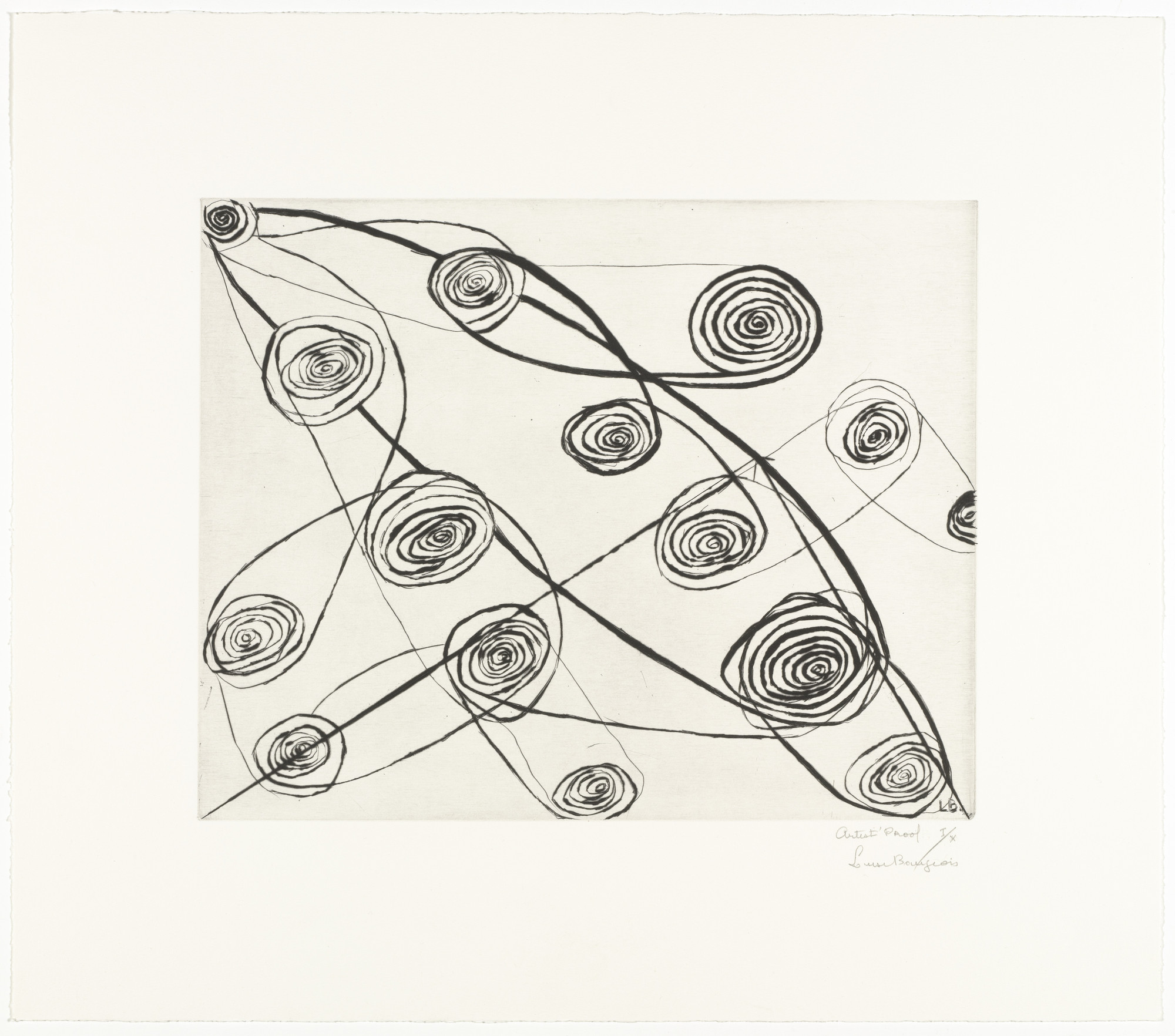 Louise Bourgeois. Untitled. 1991