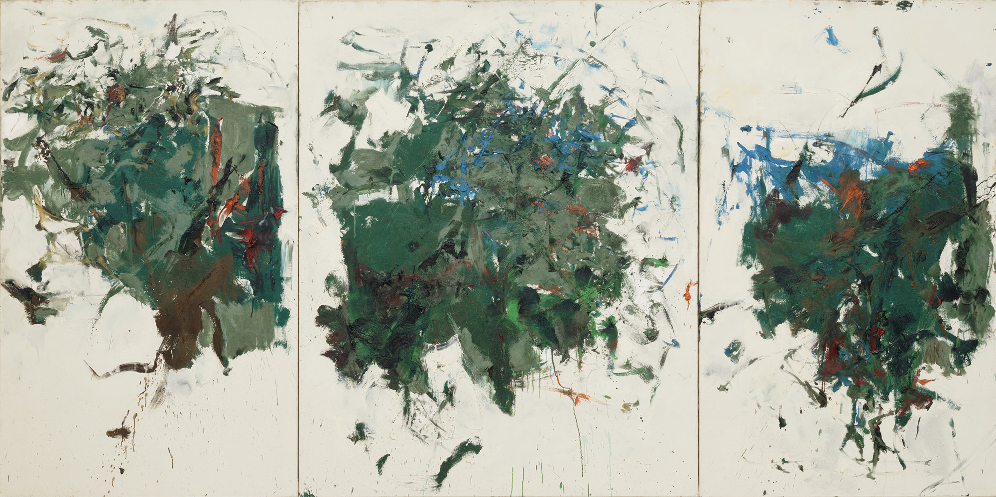 Joan Mitchell. Untitled. 1964