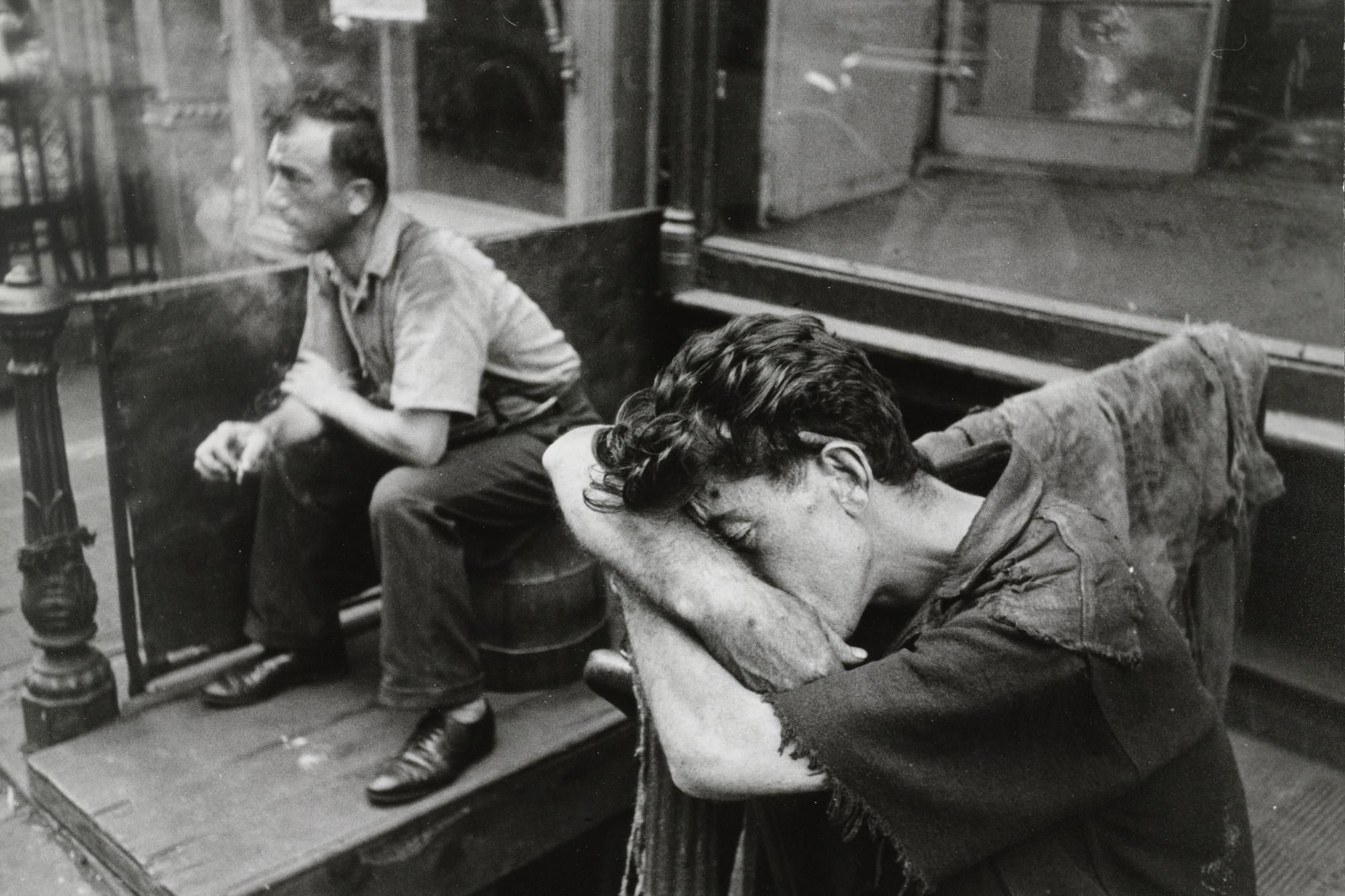 Henri Cartier-Bresson. New York. 1946 | MoMA