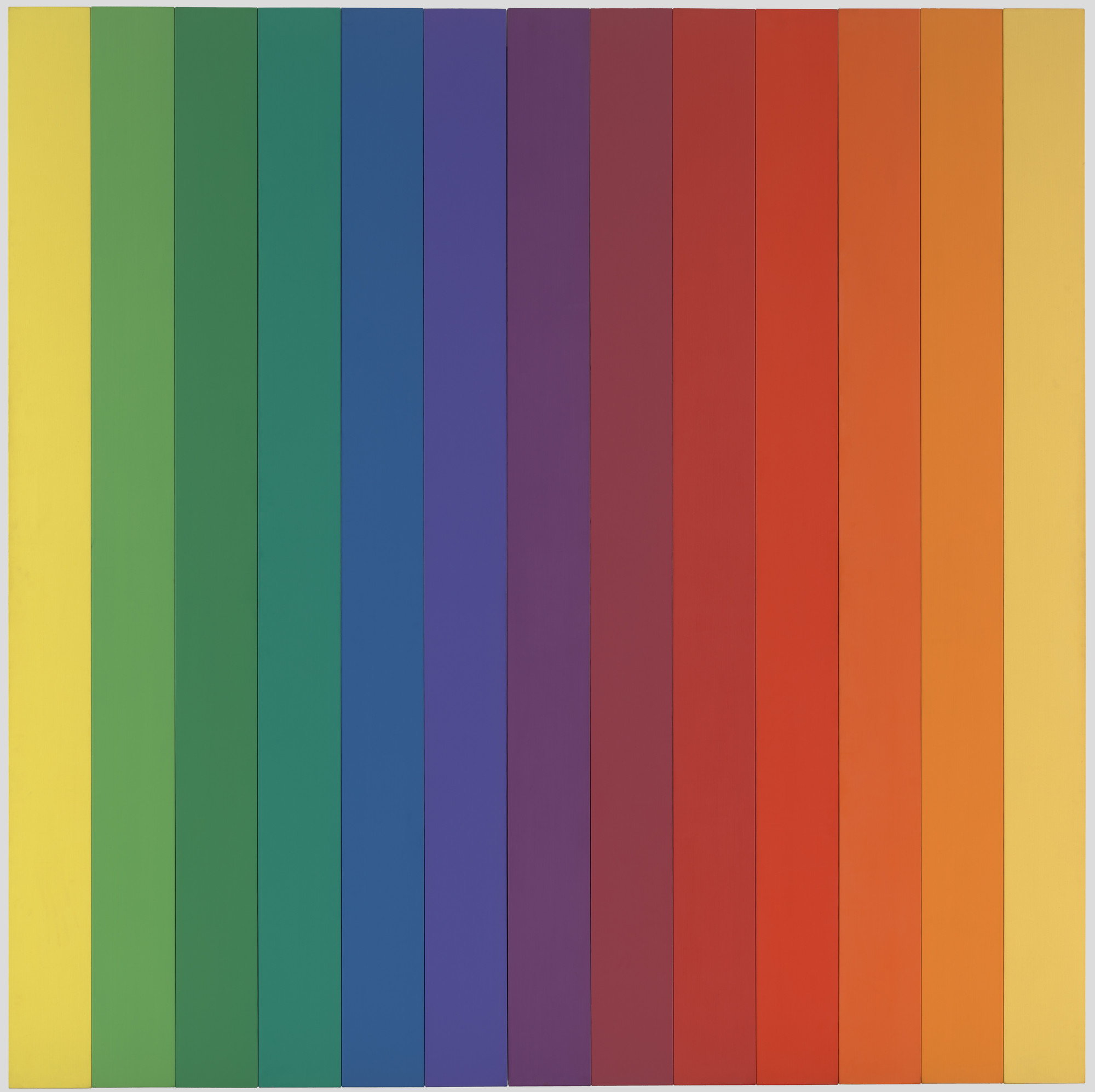 Ellsworth Kelly. Spectrum IV. 1967