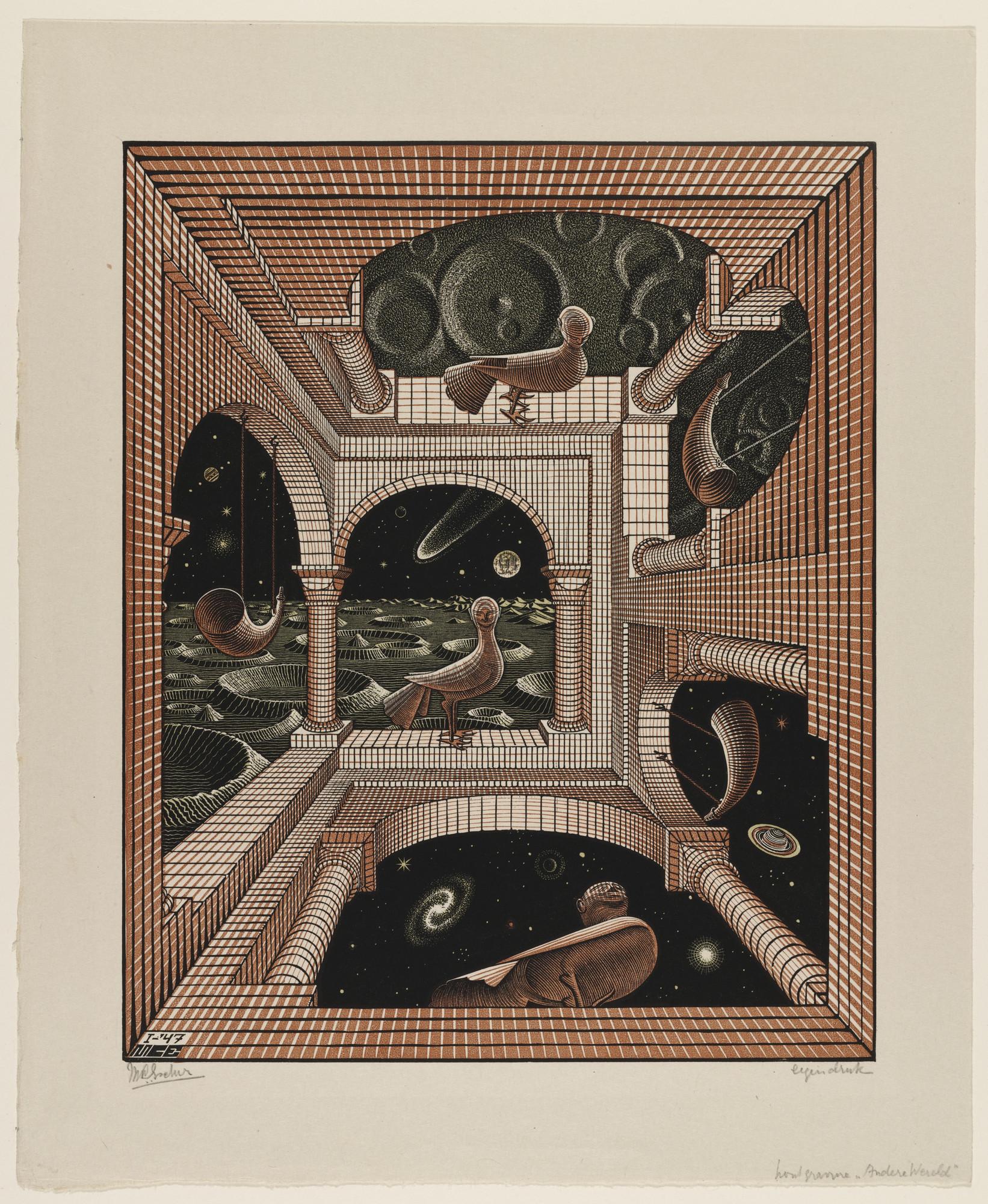 M C Escher Moma