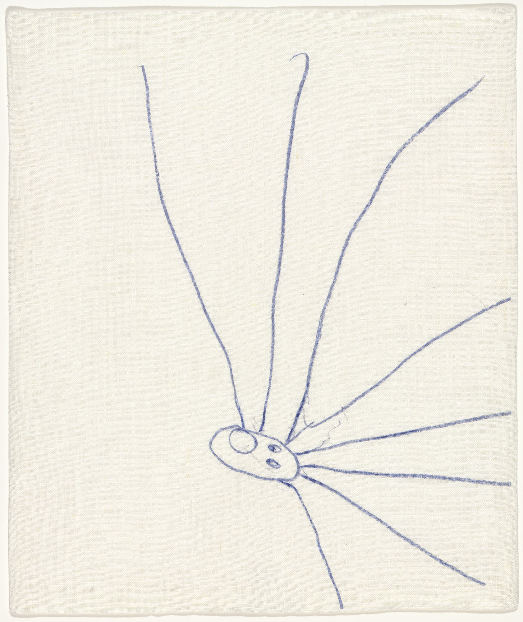 Louise Bourgeois. Untitled, no. 2 of 36, from the series, The Fragile. 2007