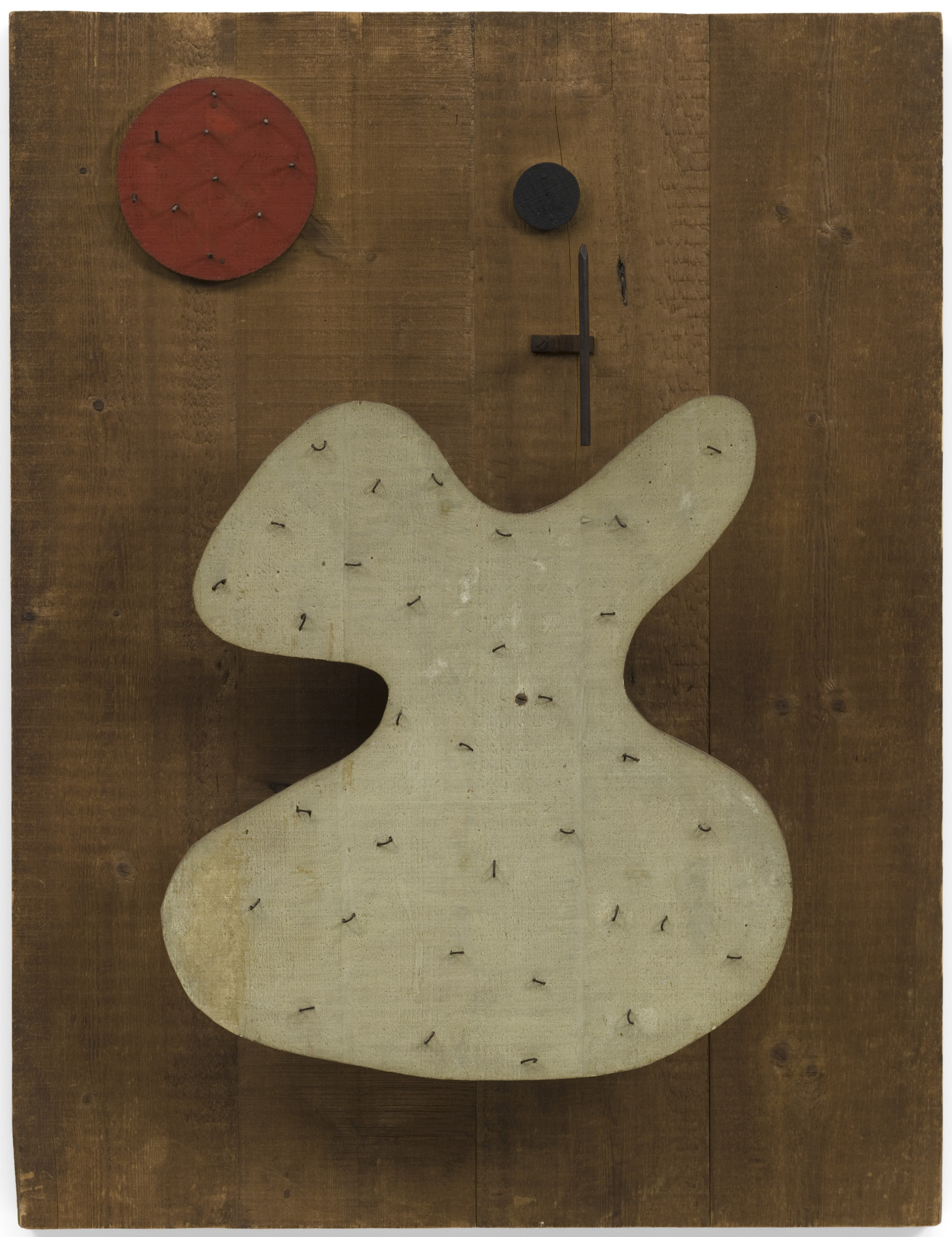 Joan Miró. Relief Construction. Montroig, August-November 1930