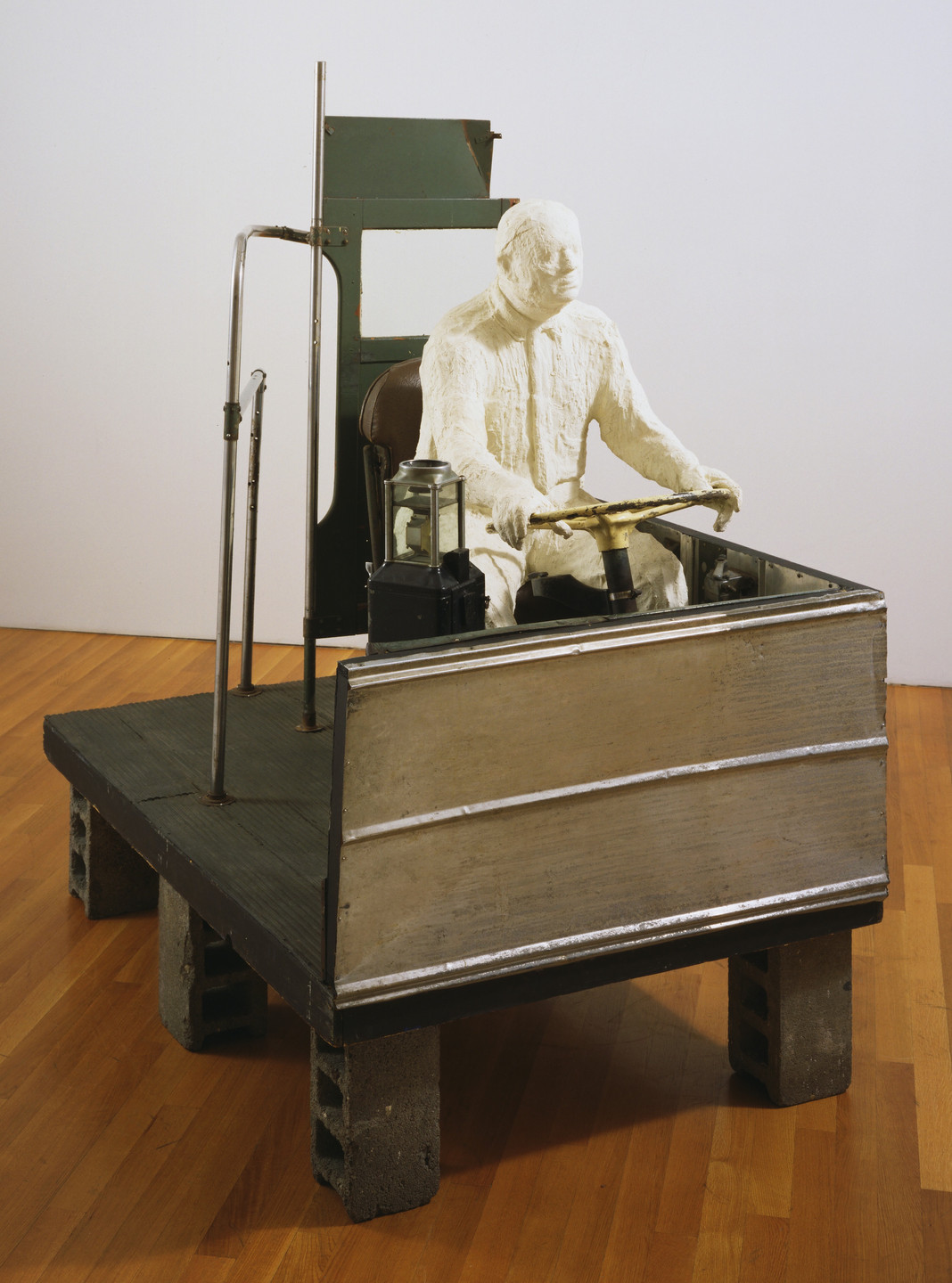 George Segal. The Bus Driver. 1962