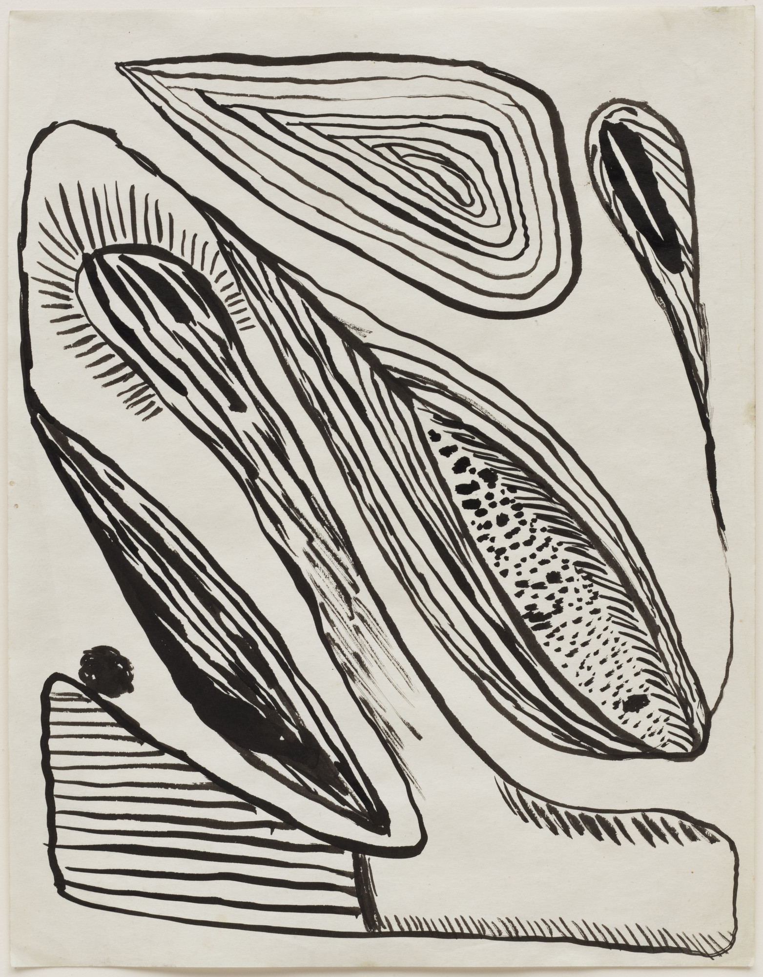 Louise Bourgeois. Untitled. 1950