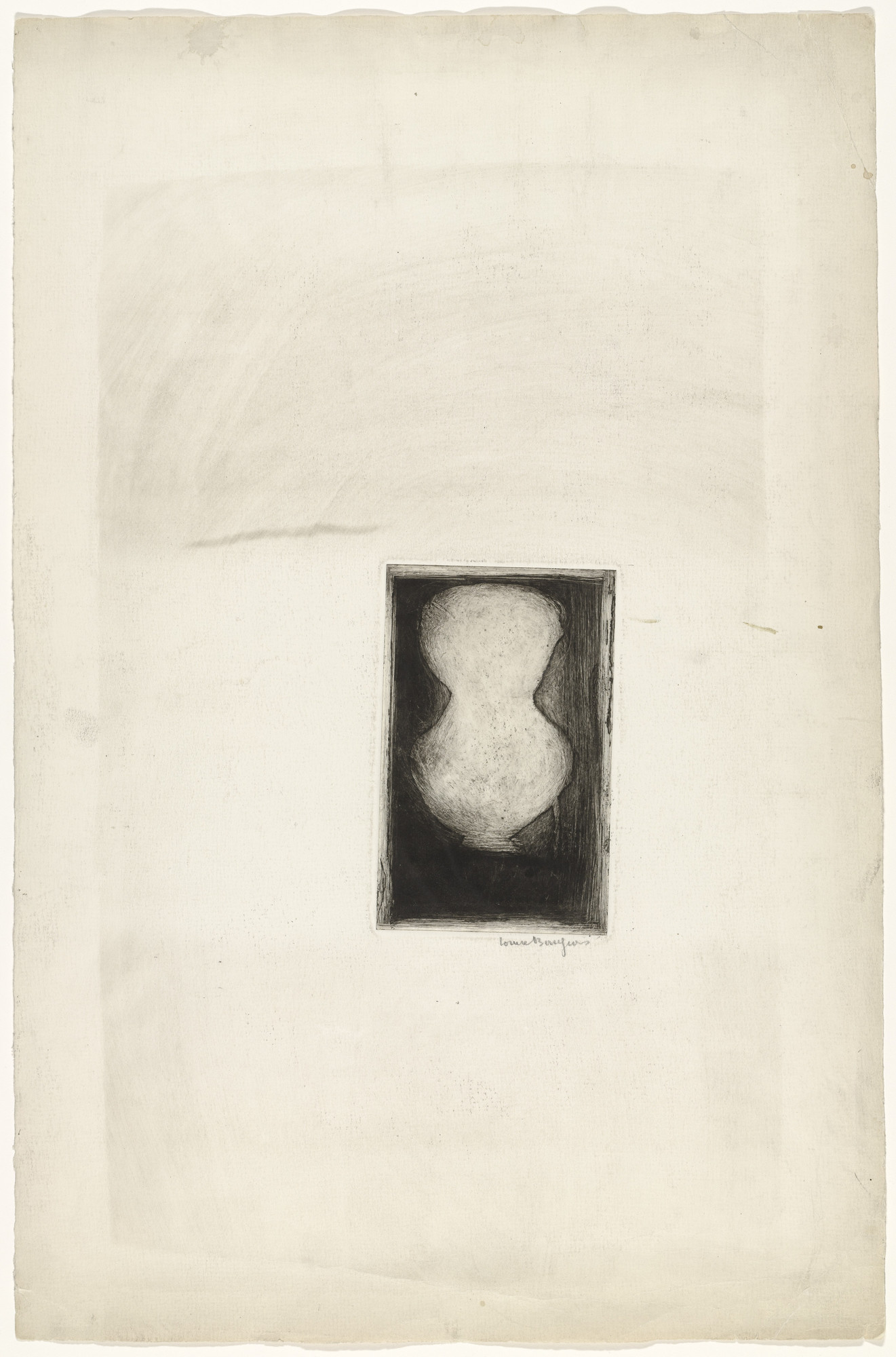Louise Bourgeois. Vase of Tears. c. 1946