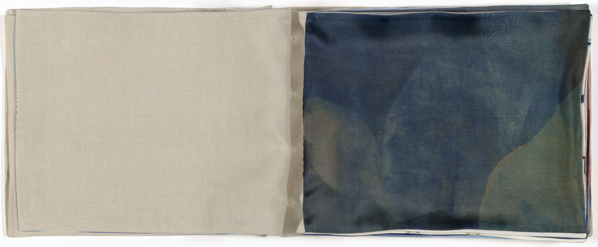 Louise Bourgeois. Untitled, no. 3 of 23, from the illustrated book, Ode à la Bièvre. 2007