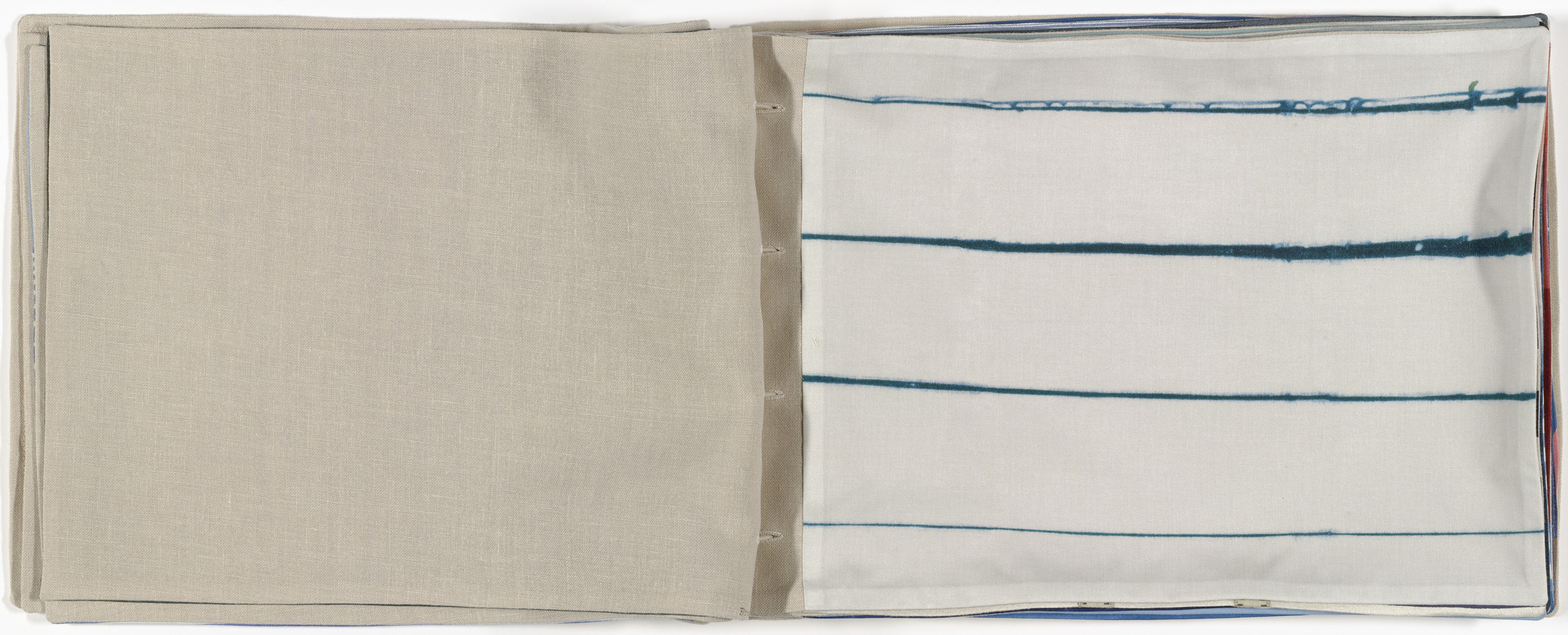 Louise Bourgeois. Untitled, no. 4 of 23, from the illustrated book, Ode à la Bièvre. 2007