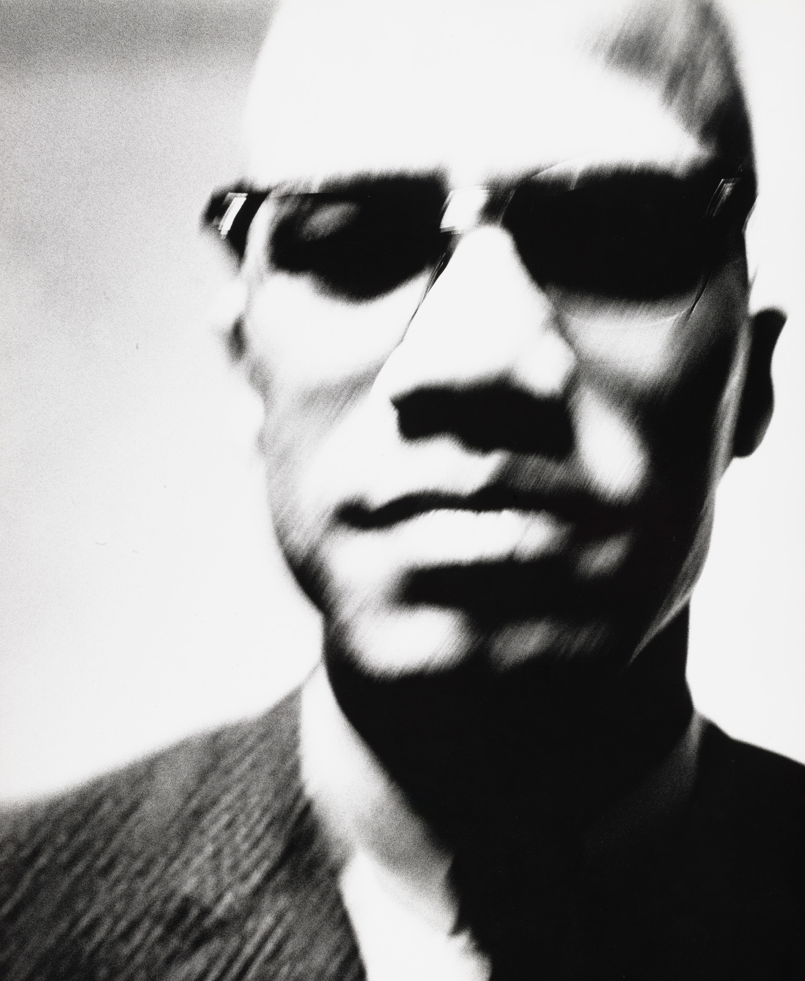 Richard Avedon. Malcolm X, Black Nationalist leader, New York. March 27, 1963