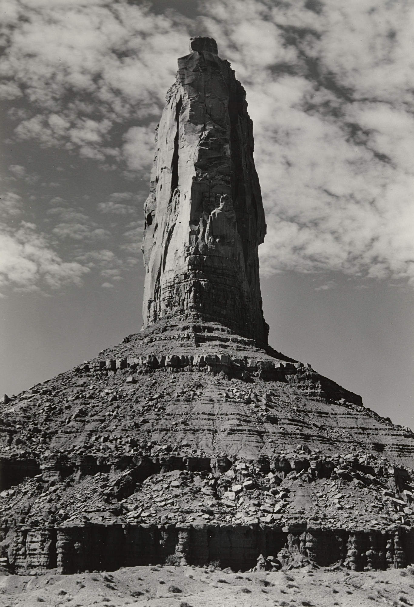Ansel Adams. Monument Valley, Utah. 1937