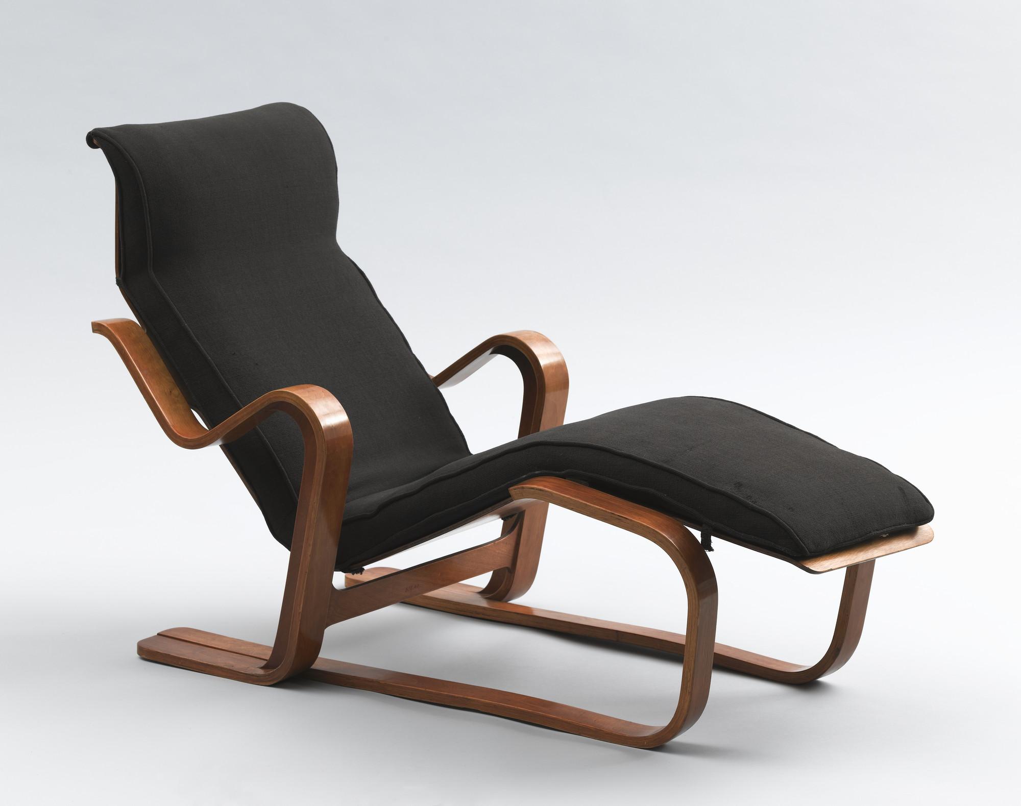 Marcel Breuer Chaise Longue 1935 1936