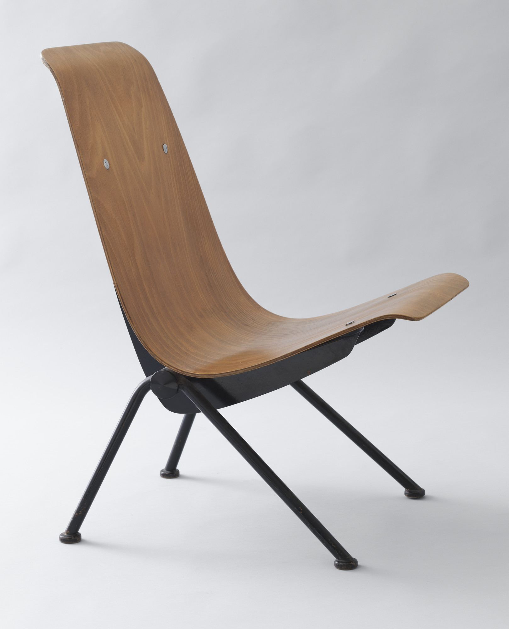 "Jean Prouvé. ""Antony"" or ""Light"" Chair no. 356. 1954"