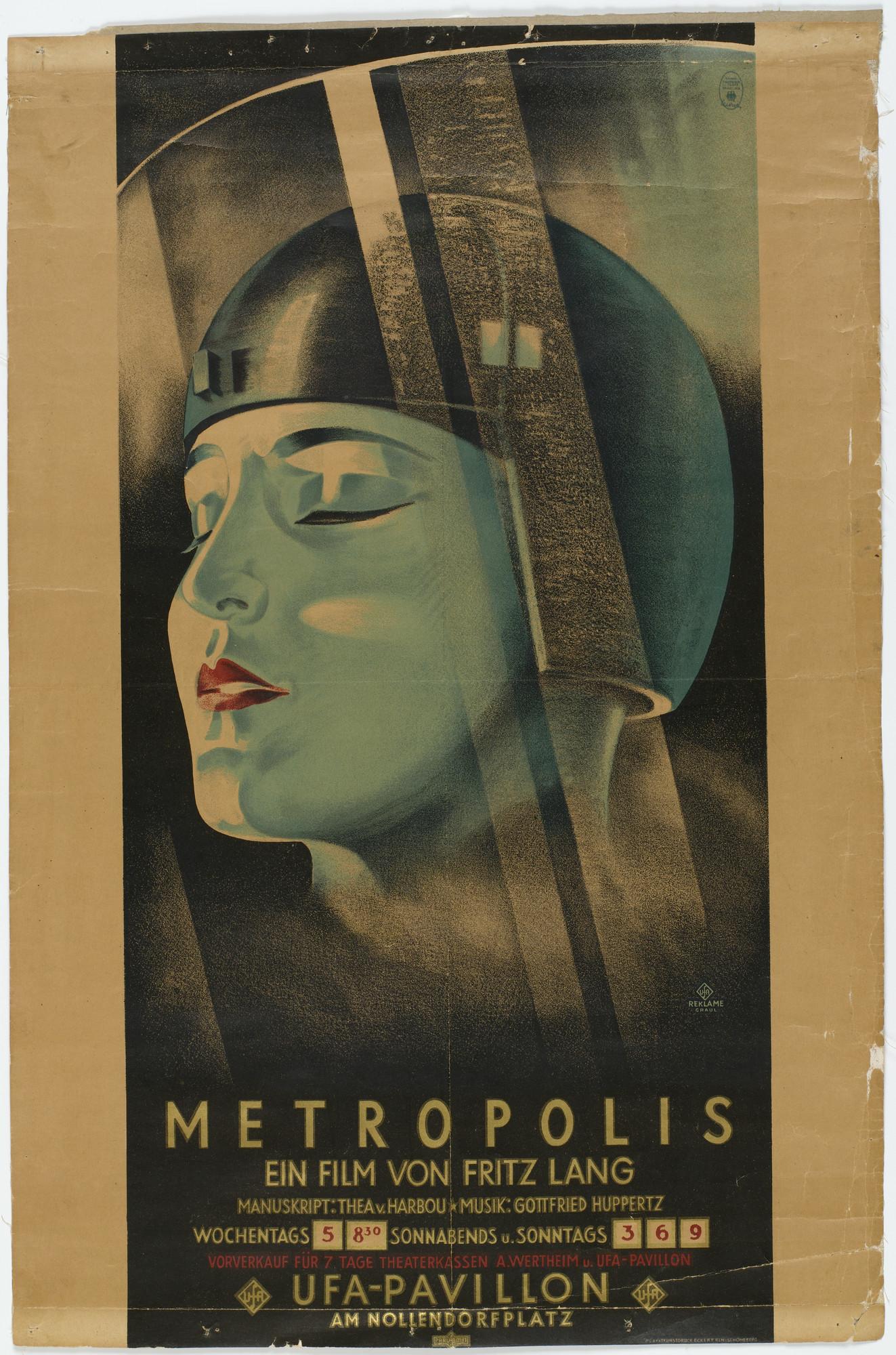Poster Metropolis Entertainment Collection