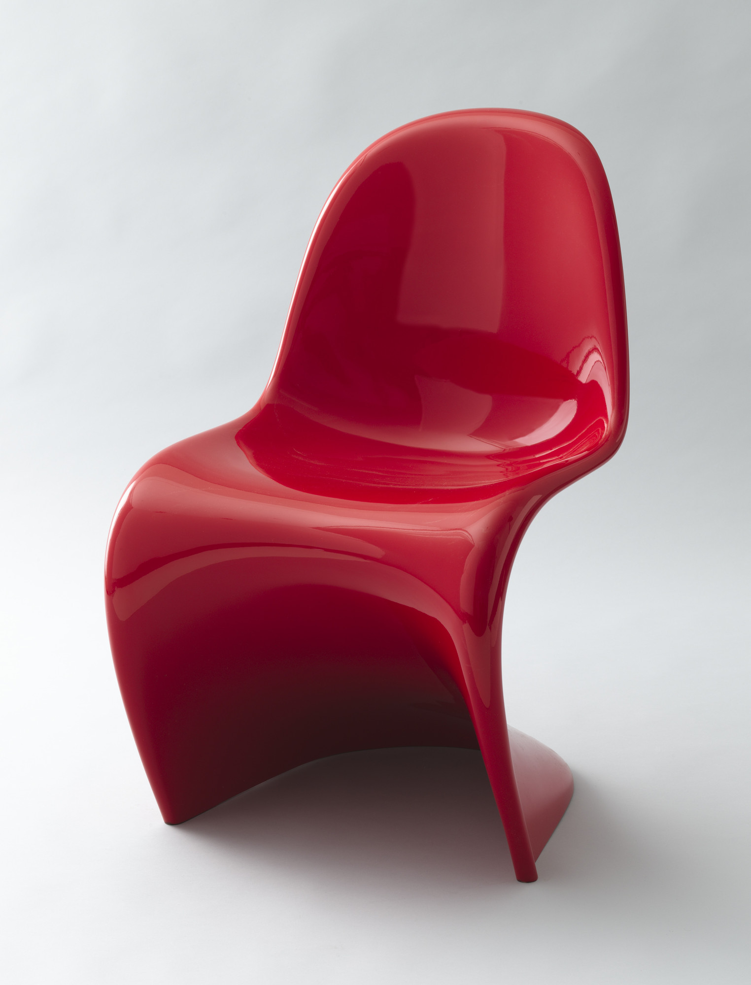 verner panton stacking side chair designed 1959 60 this example