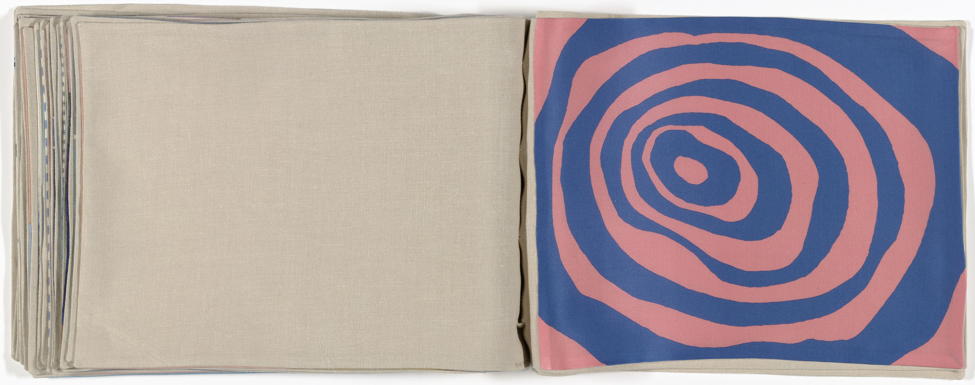 Louise Bourgeois. Untitled, no. 22 of 23, from the illustrated book, Ode à la Bièvre. 2007