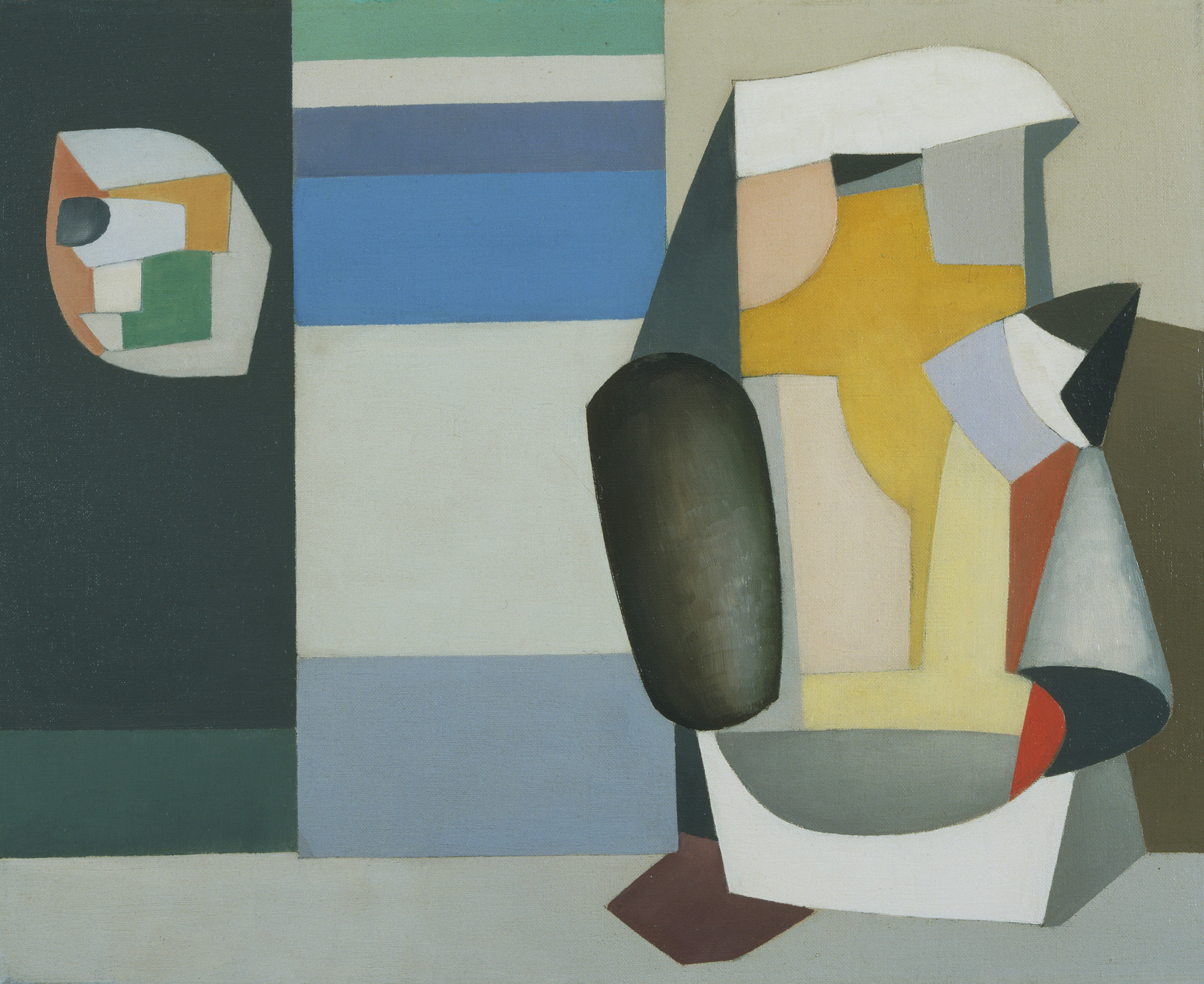 Jean Hélion. Composition. 1938