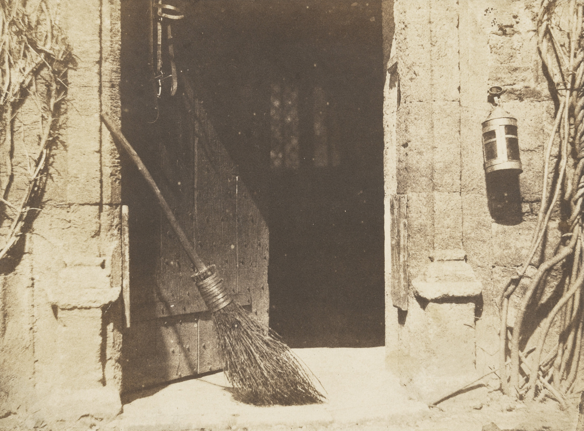 What Fox Talbot Could Have Done With >> William Henry Fox Talbot The Open Door Before May 1844 Moma