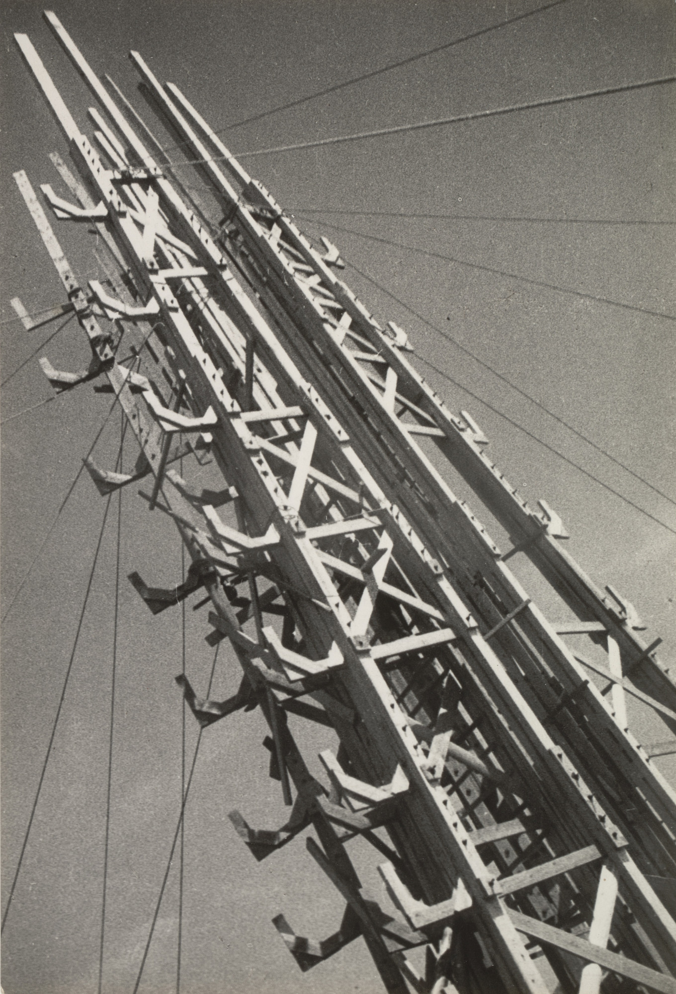 Aleksandr Rodchenko. Park of Culture and Rest. 1929-32
