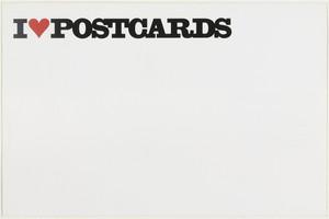 I Love Stamps / Stamps Love Me / I Love Postcards