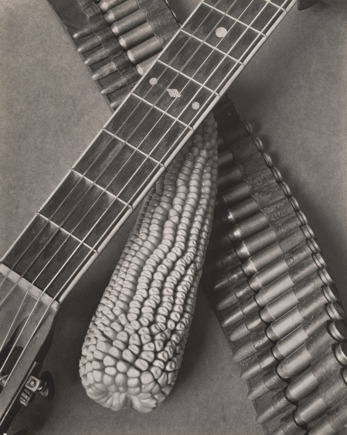 Tina Modotti. Illustration for a Mexican Song. 1927