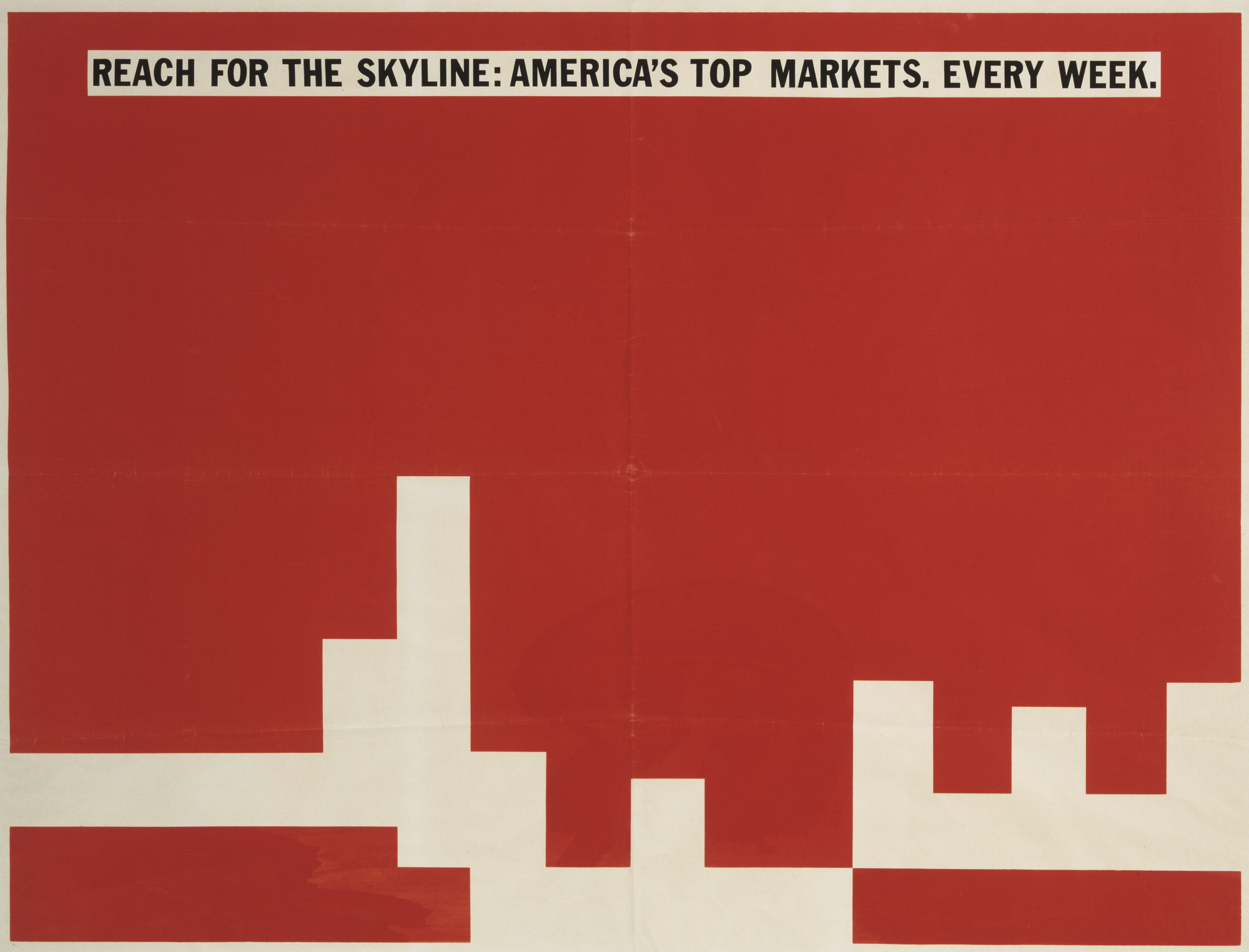 Dennis Wheeler. LIFE - Reach for the Skyline. 1963