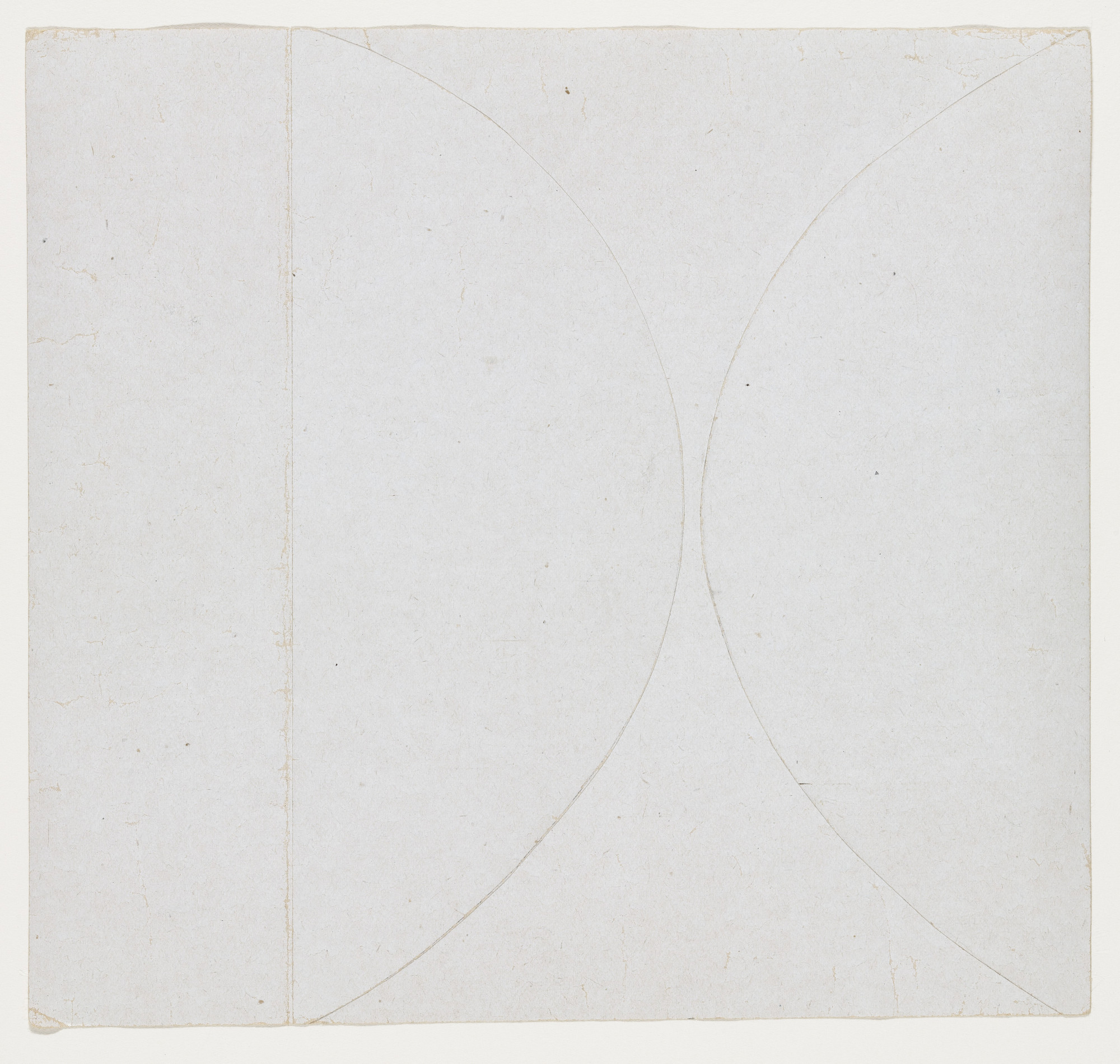 Ellsworth Kelly. White on White. 1951