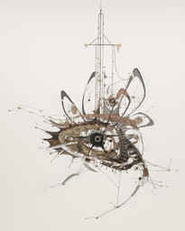 Lee Bontecou. Untitled. 1980-98
