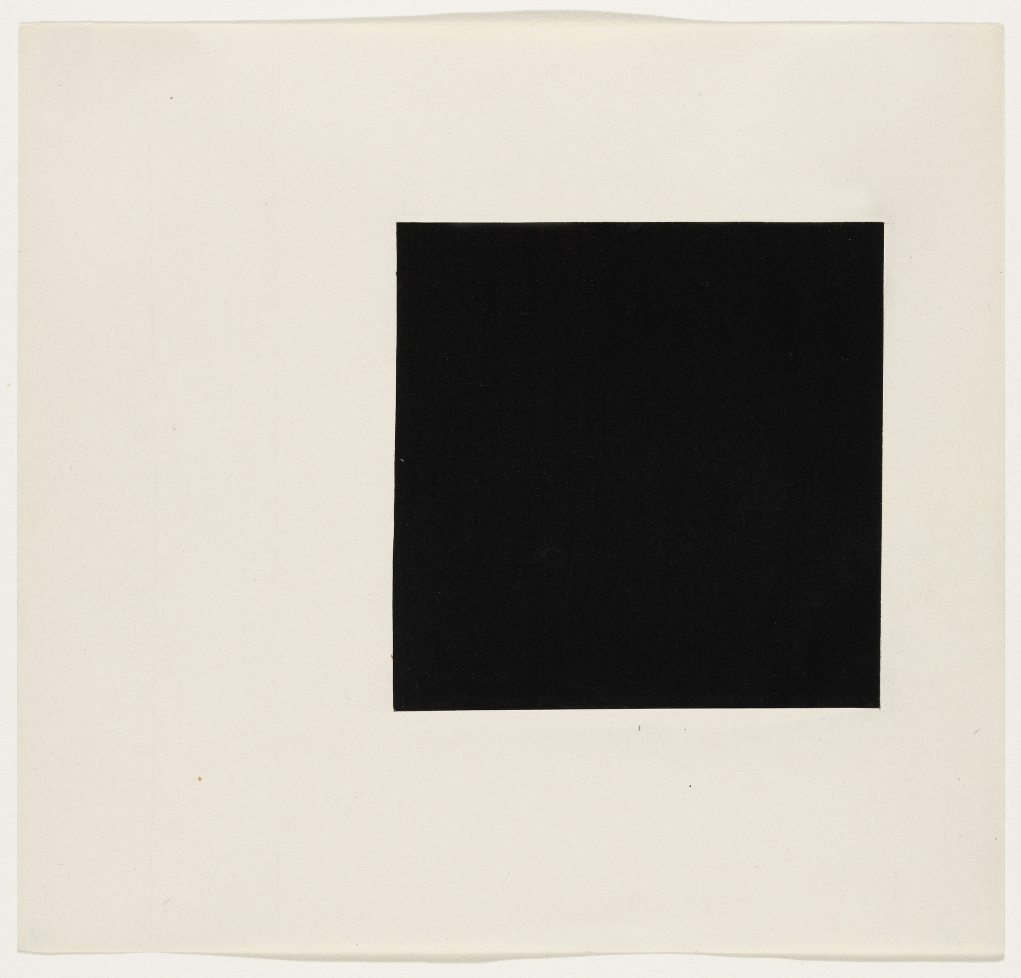 Ellsworth Kelly. Square Form. 1951