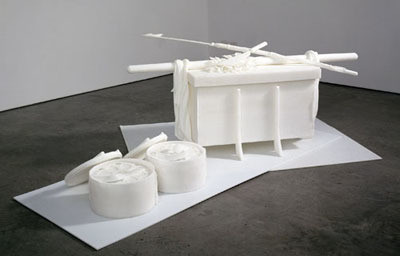 Matthew Barney. DRAWING RESTRAINT 9. 2005