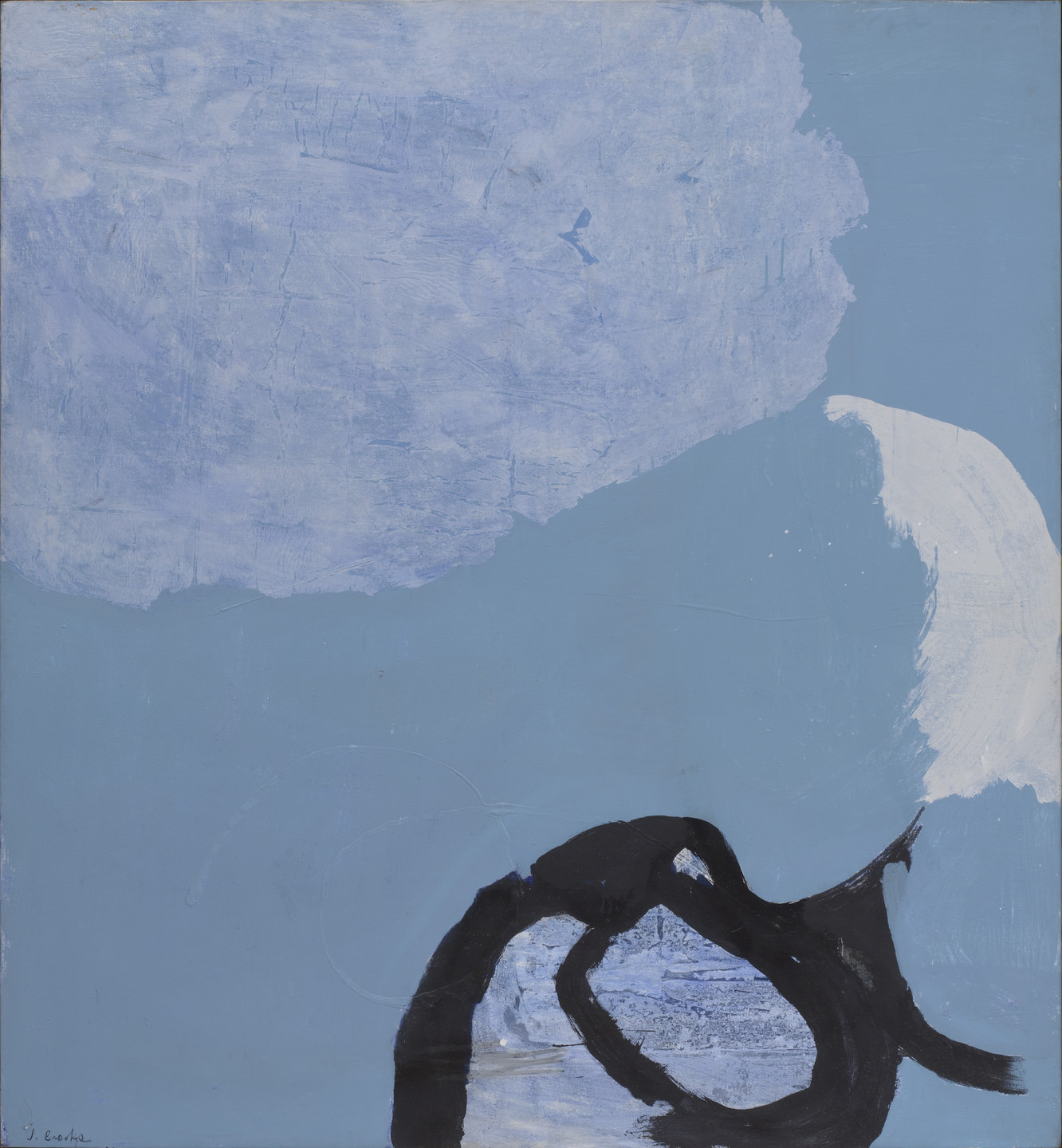 James Brooks. Obsol. 1964