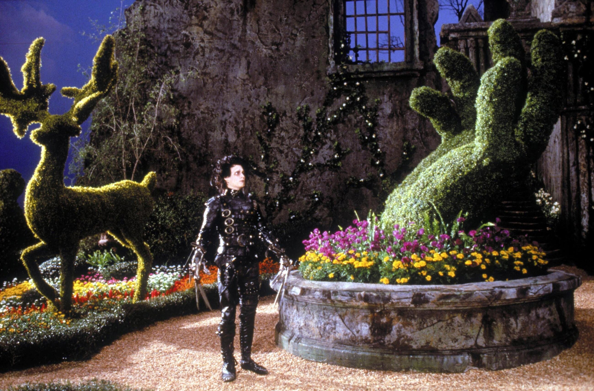 Tim Burton. Edward Scissorhands. 1990