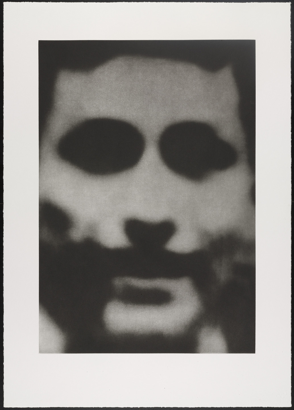 Christian Boltanski. Untitled from Gymnasium Chases. 1991 (project begun 1989).