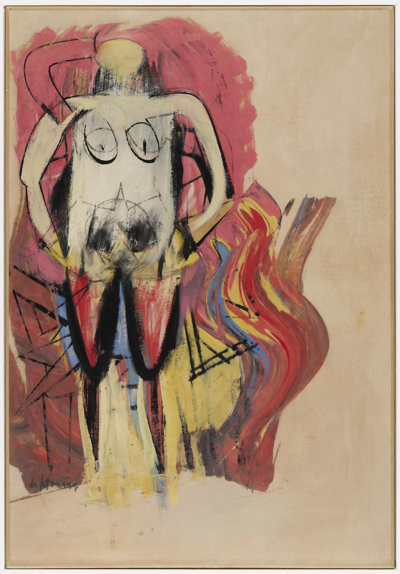 Willem de Kooning | MoMA