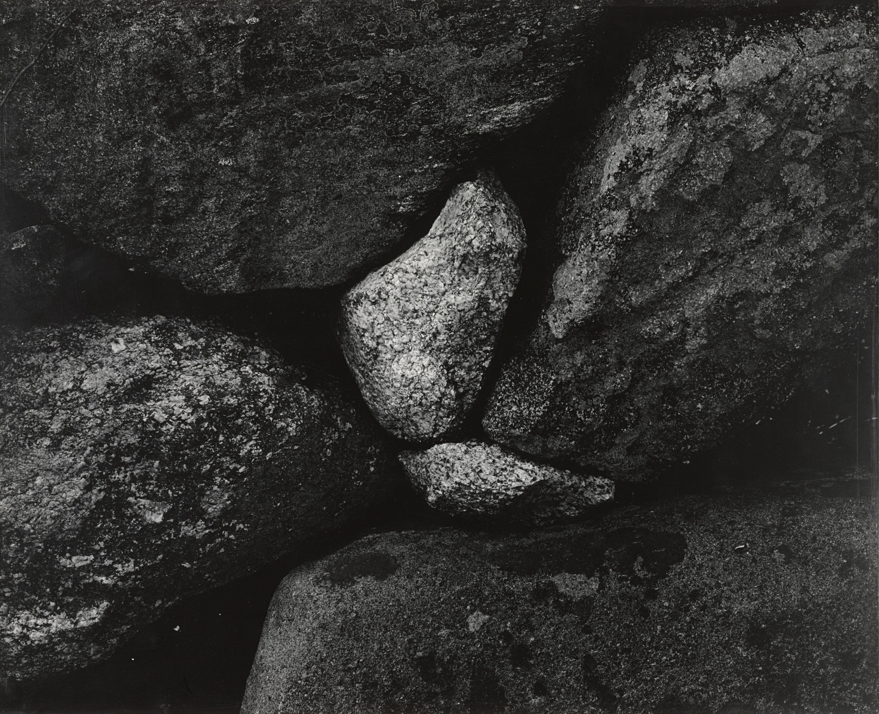 Aaron Siskind. Martha's Vineyard. c. 1954