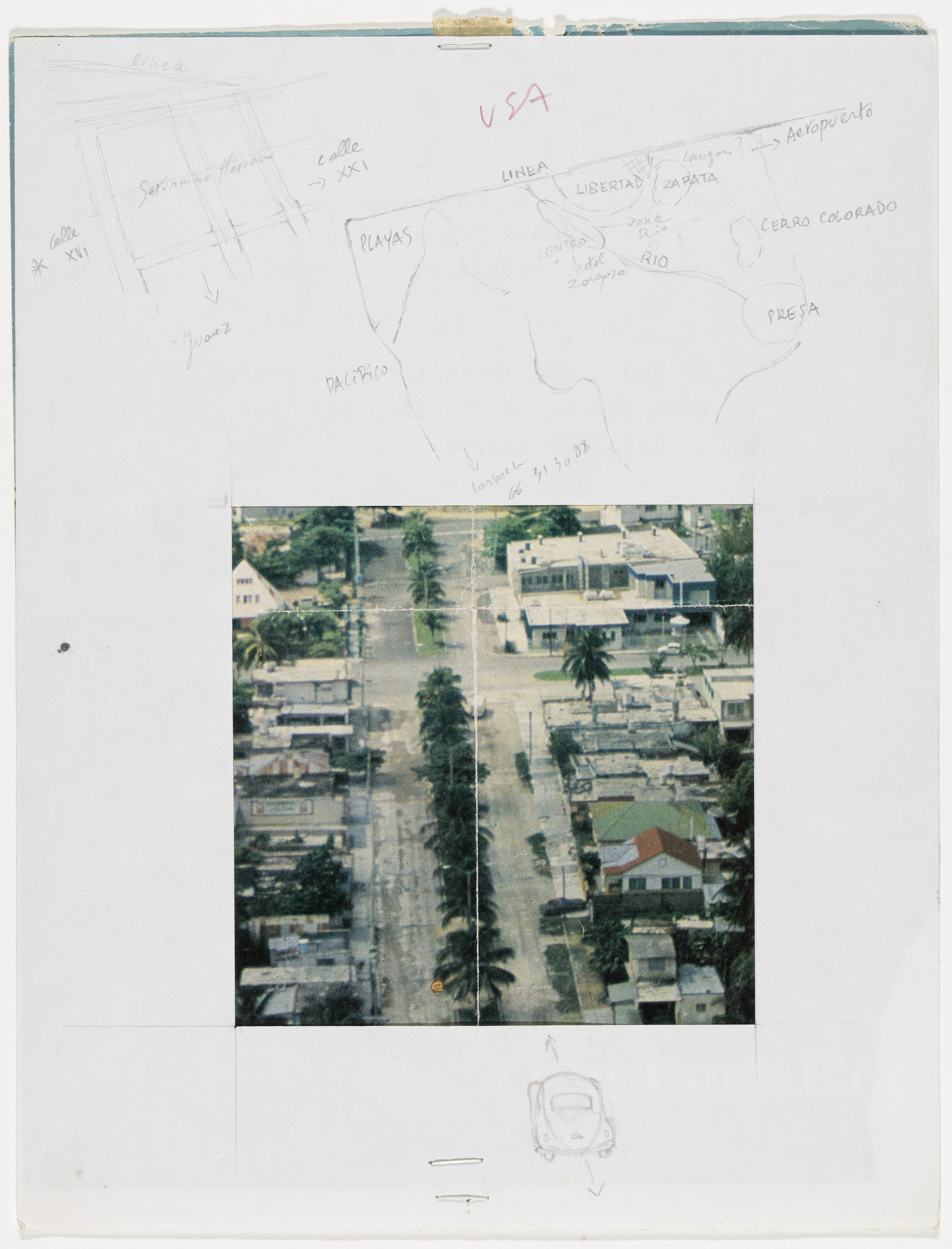 Francis Alÿs. Untitled. 1999-2001