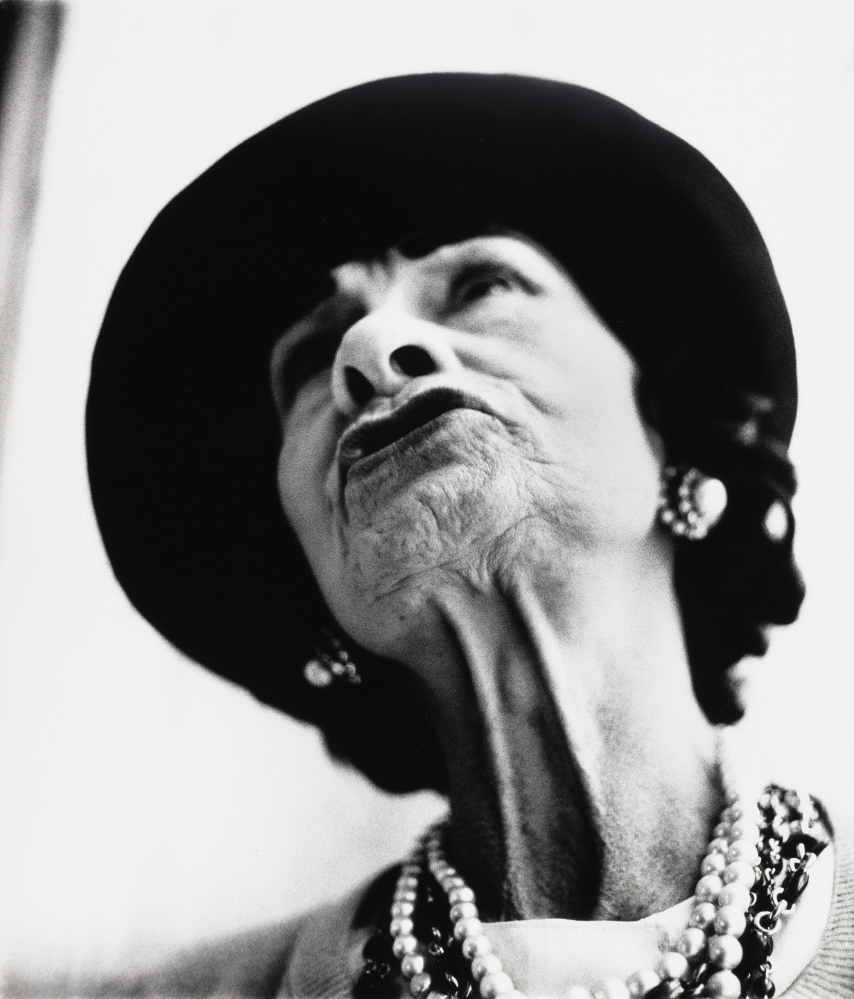 Richard Avedon. Gabrielle Chanel, couturière, Paris. March 6, 1958