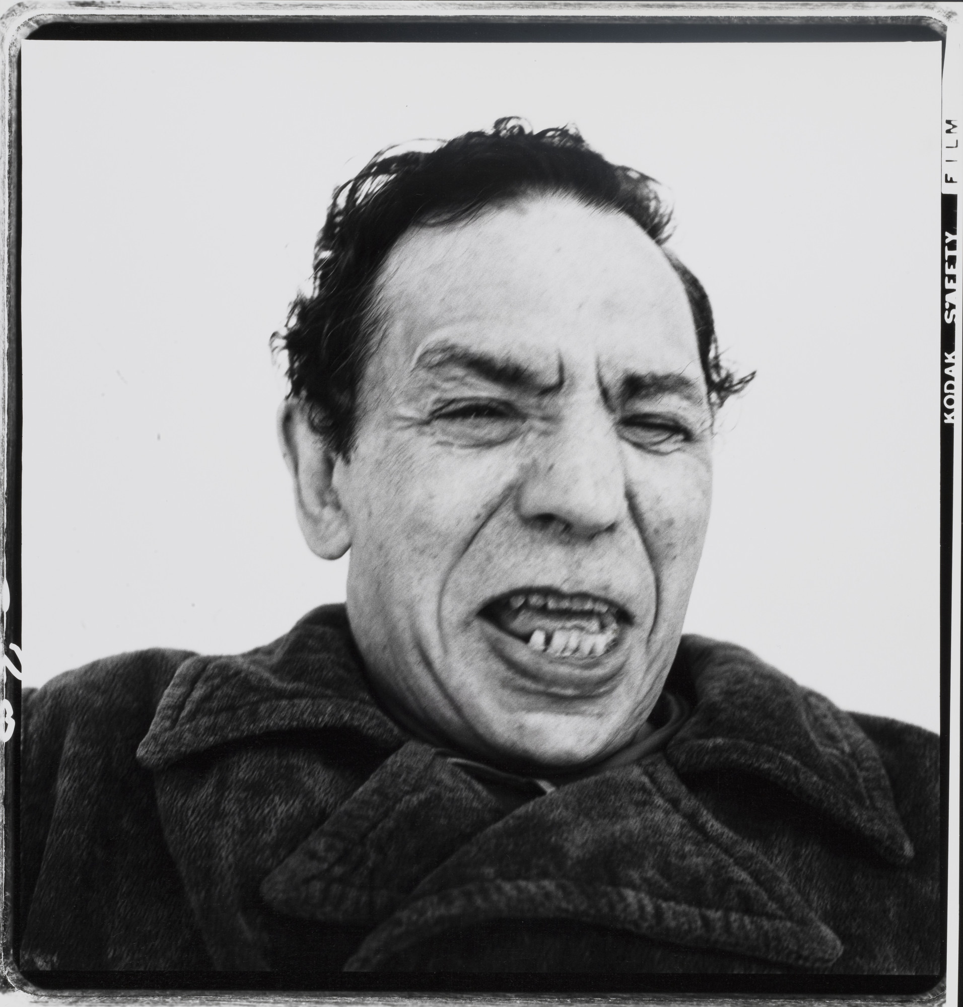 Richard Avedon. Oscar Levant, pianist, Beverly Hills, California. April 12, 1972