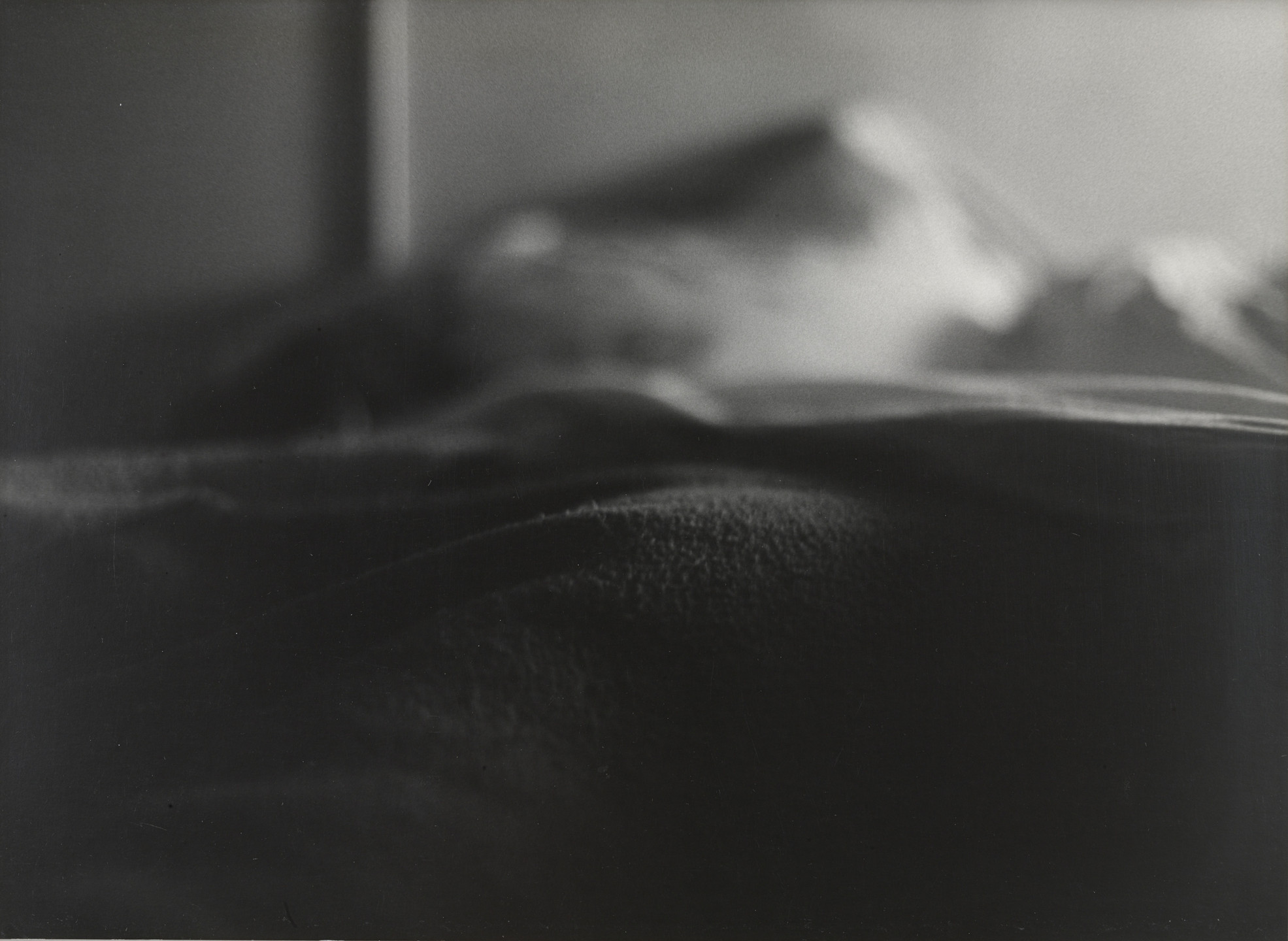 Roy DeCarava. Bed. 1960