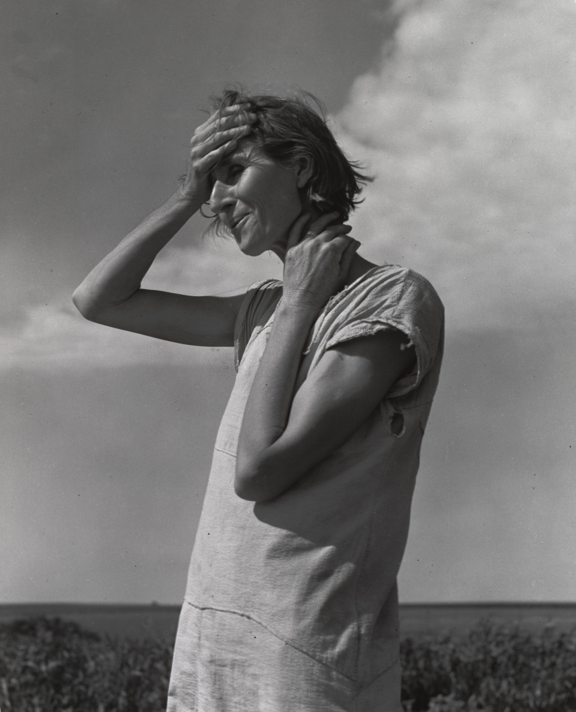 Dorothea Lange. Woman of the High Plains, Texas Panhandle. June 1938