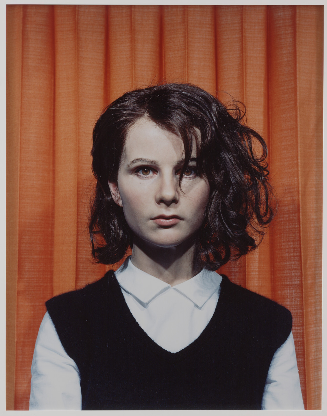 Gillian Wearing. Self-Portrait at 17 Years Old. 2003