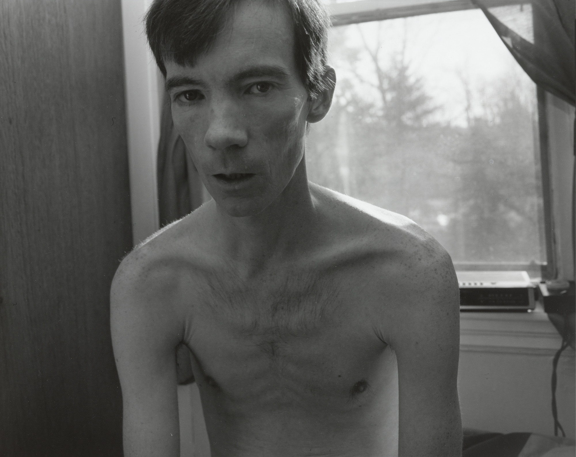 Nicholas Nixon. Tom Moran, East Braintree, Massachusetts. November 1987