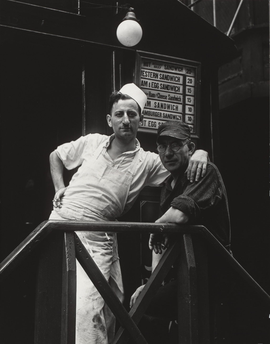 Walker Evans. Posed Portraits, New York. 1931