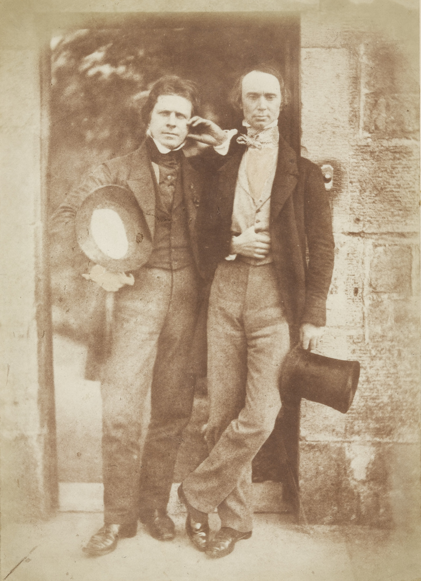 David Octavius Hill, Robert Adamson. D.O. Hill and W.B. Johnstone. 1843-47