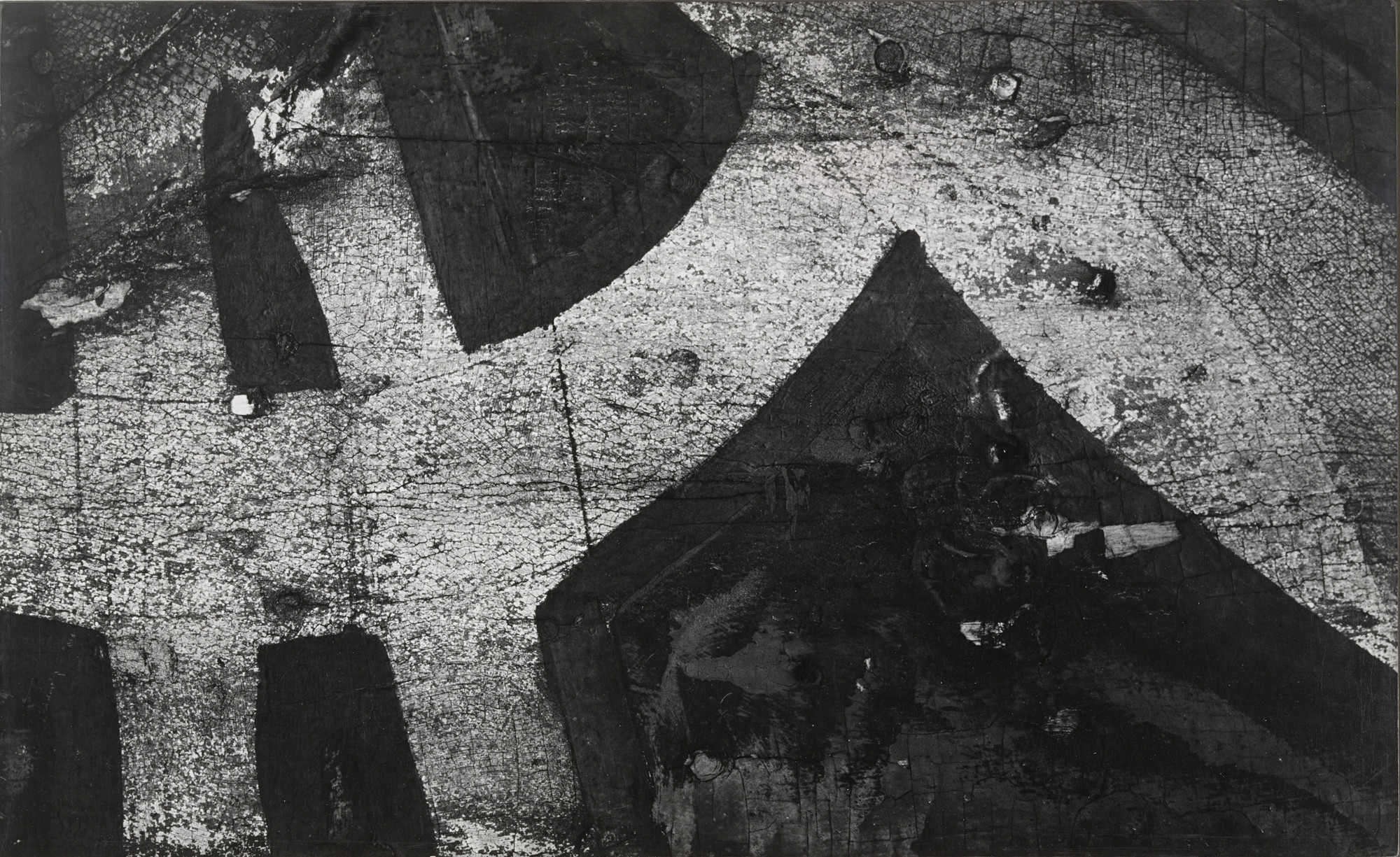Aaron Siskind. New Jersey 5. 1950