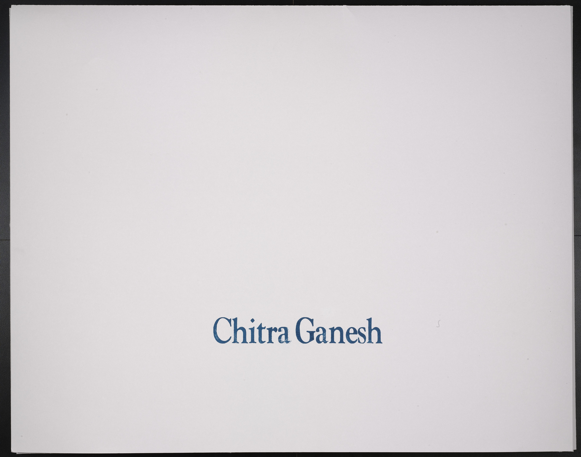 Chitra Ganesh. Delicate Line (Corpse she was holding): Her head in the flames?. 2009