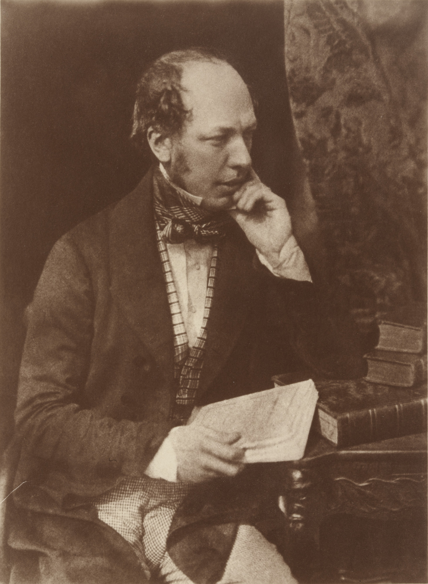David Octavius Hill, Robert Adamson. John Murray. 1840