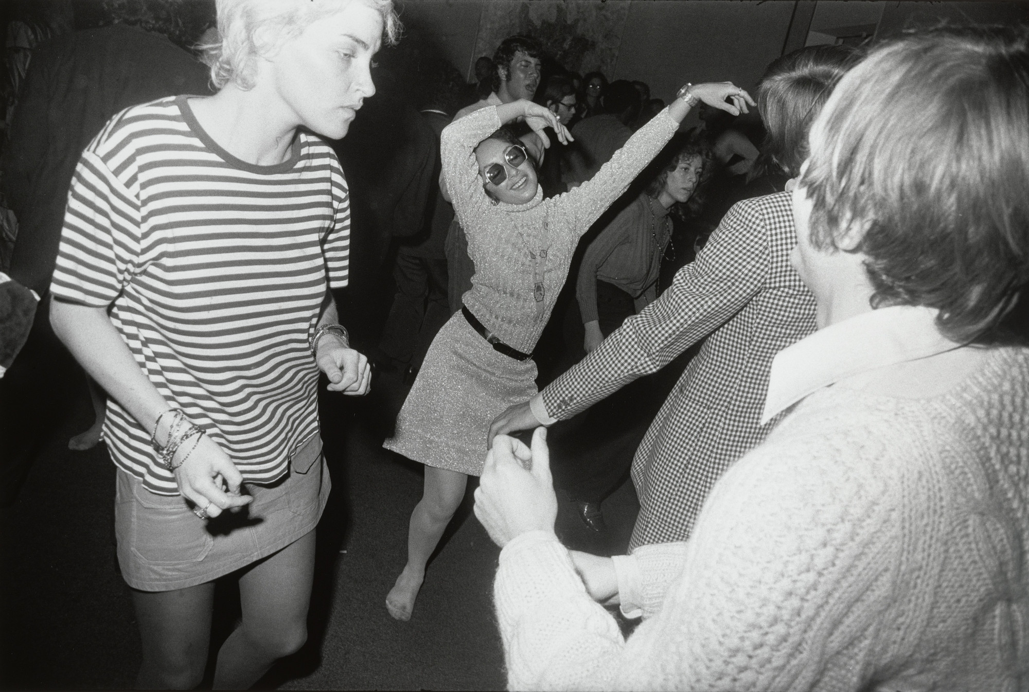 "Garry Winogrand. ""Spaces"" Opening, MoMA. 1969"