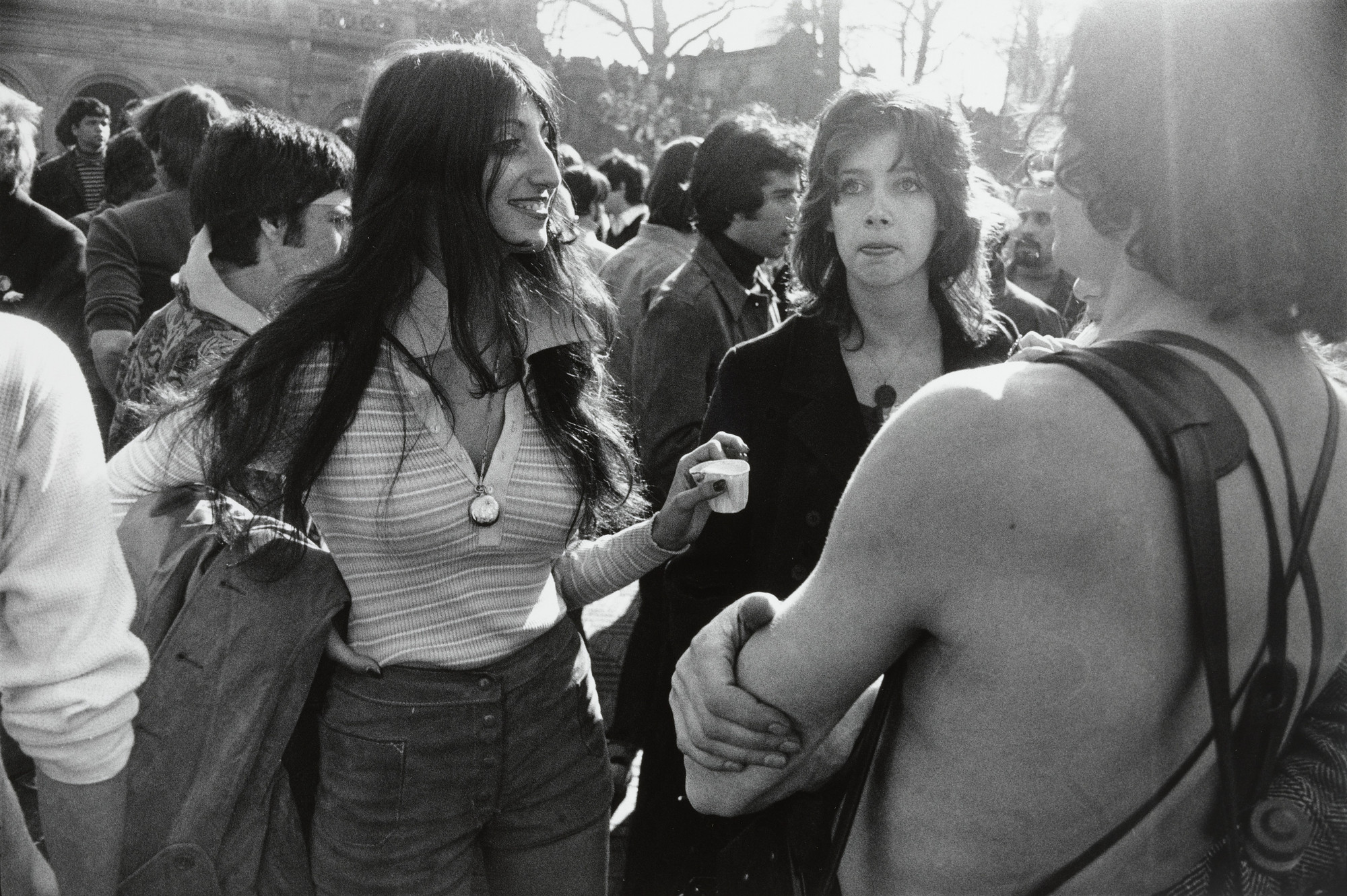 Garry Winogrand. Untitled from Women are Beautiful. 1971
