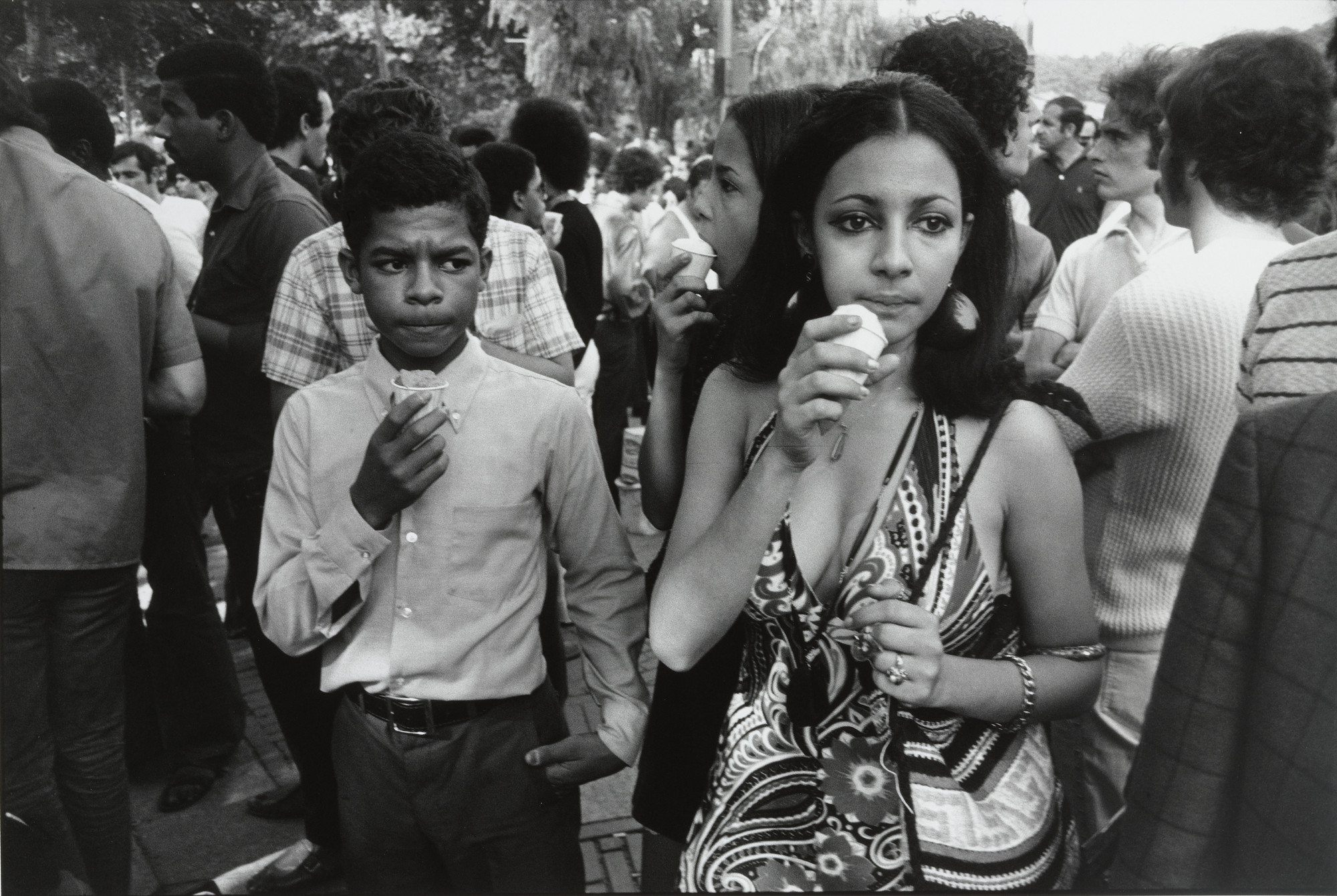 Garry Winogrand. Untitled from Women are Beautiful. 1969