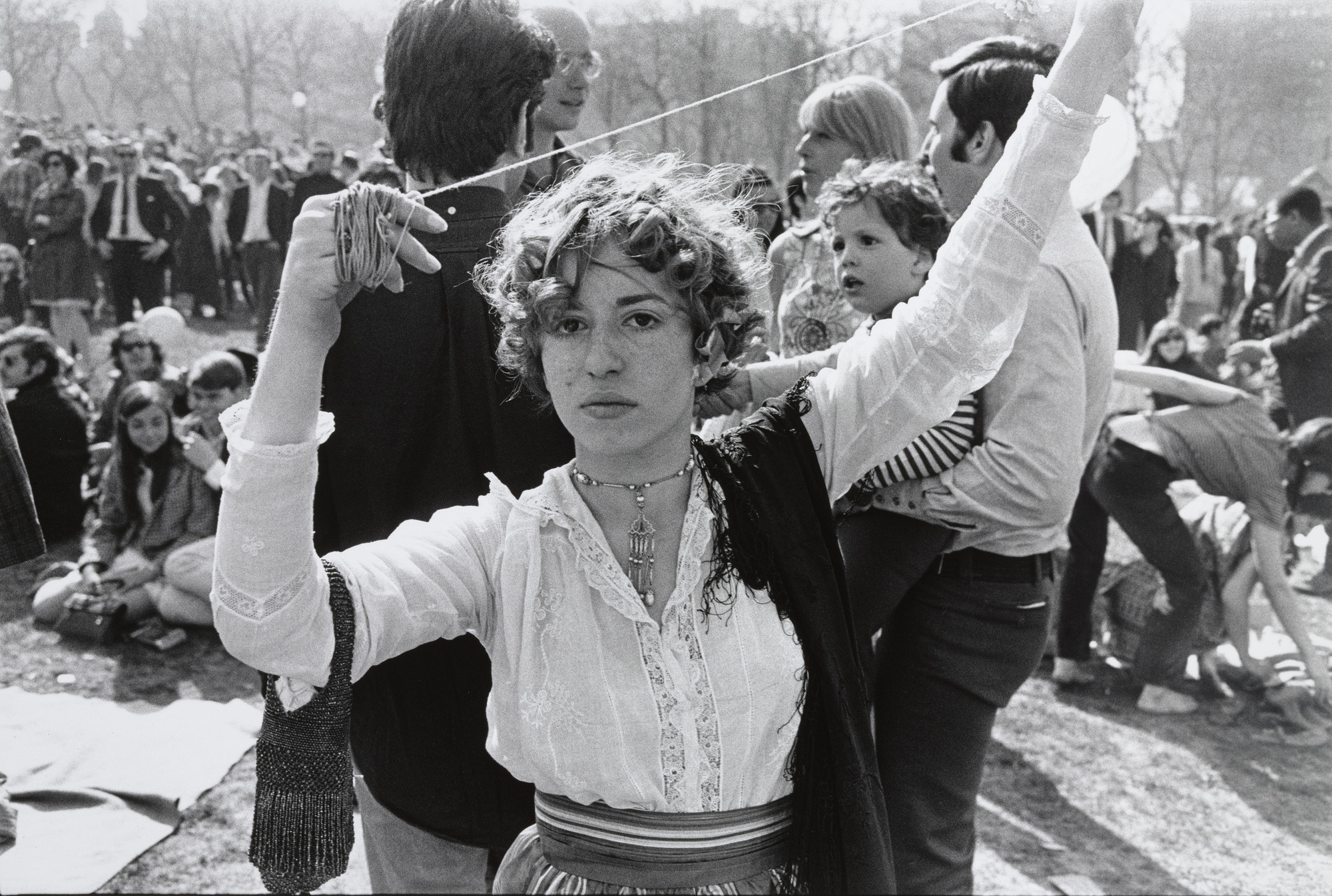 Garry Winogrand. Untitled from Women are Beautiful. 1967